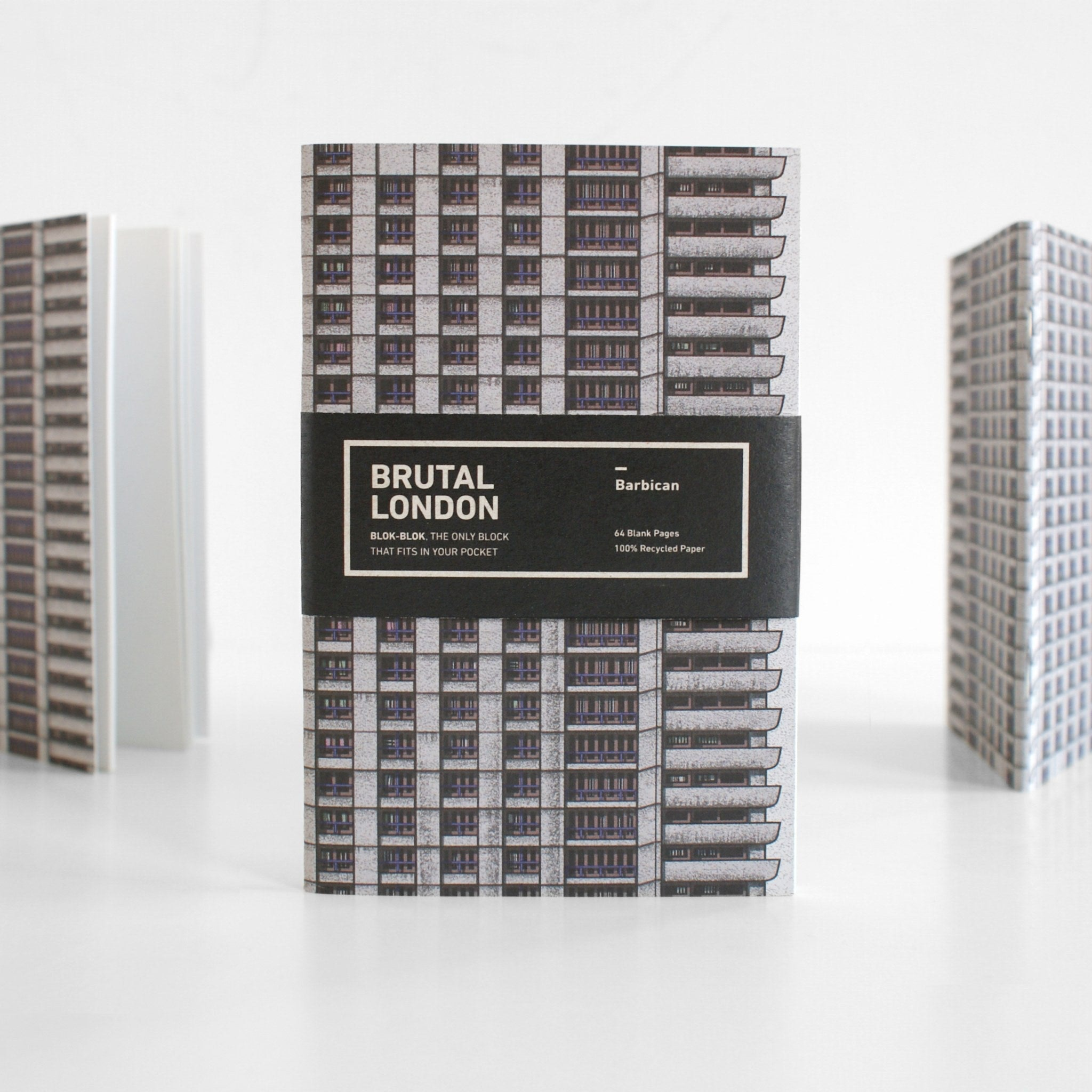 Brutal London Notebook: Barbican by Zupagrafika