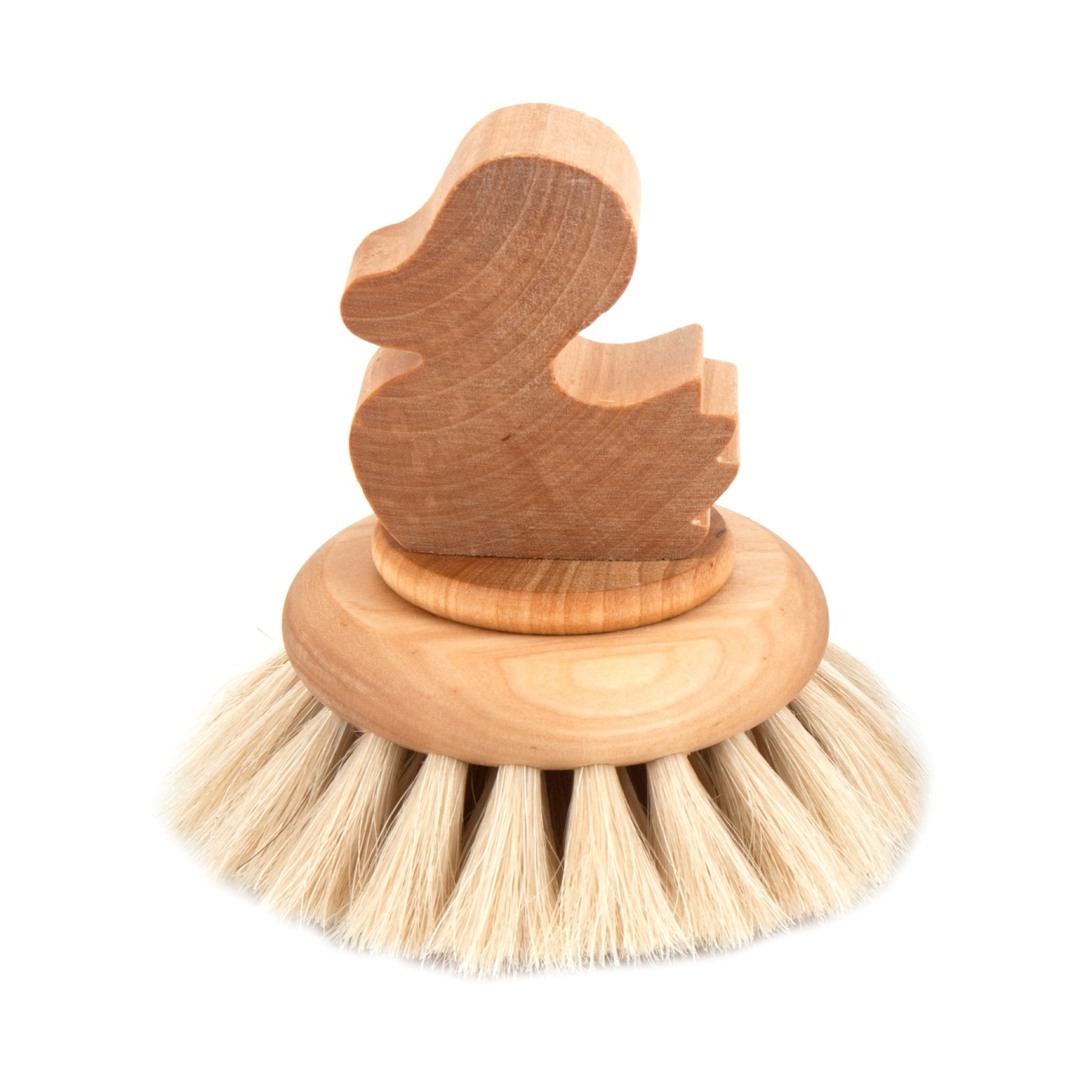 Big Duck Bath Brush by Iris Hantverk