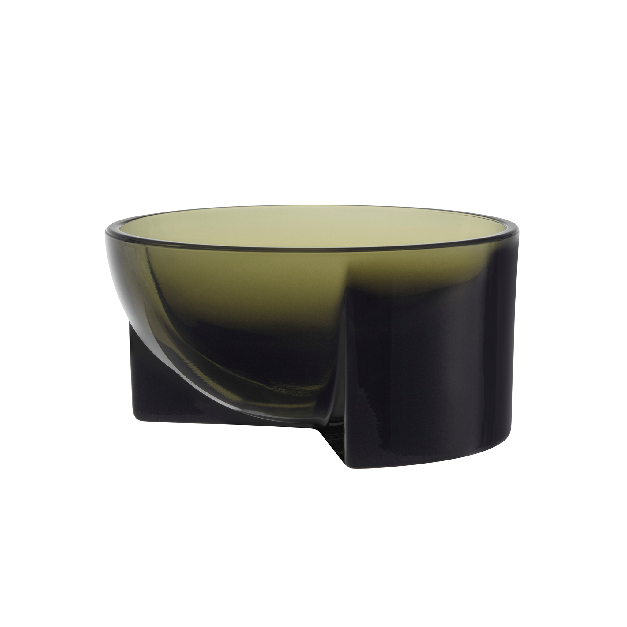 Kuru Glass Bowls by Philippe Malouin for Iittala