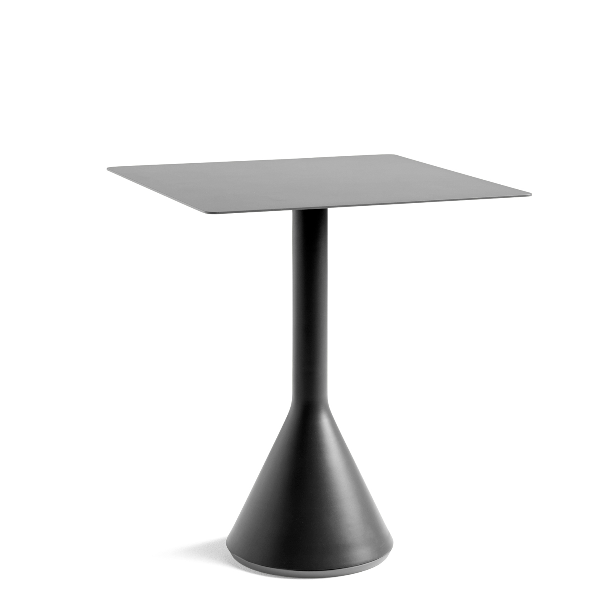 Palissade Cone Table Square by Hay