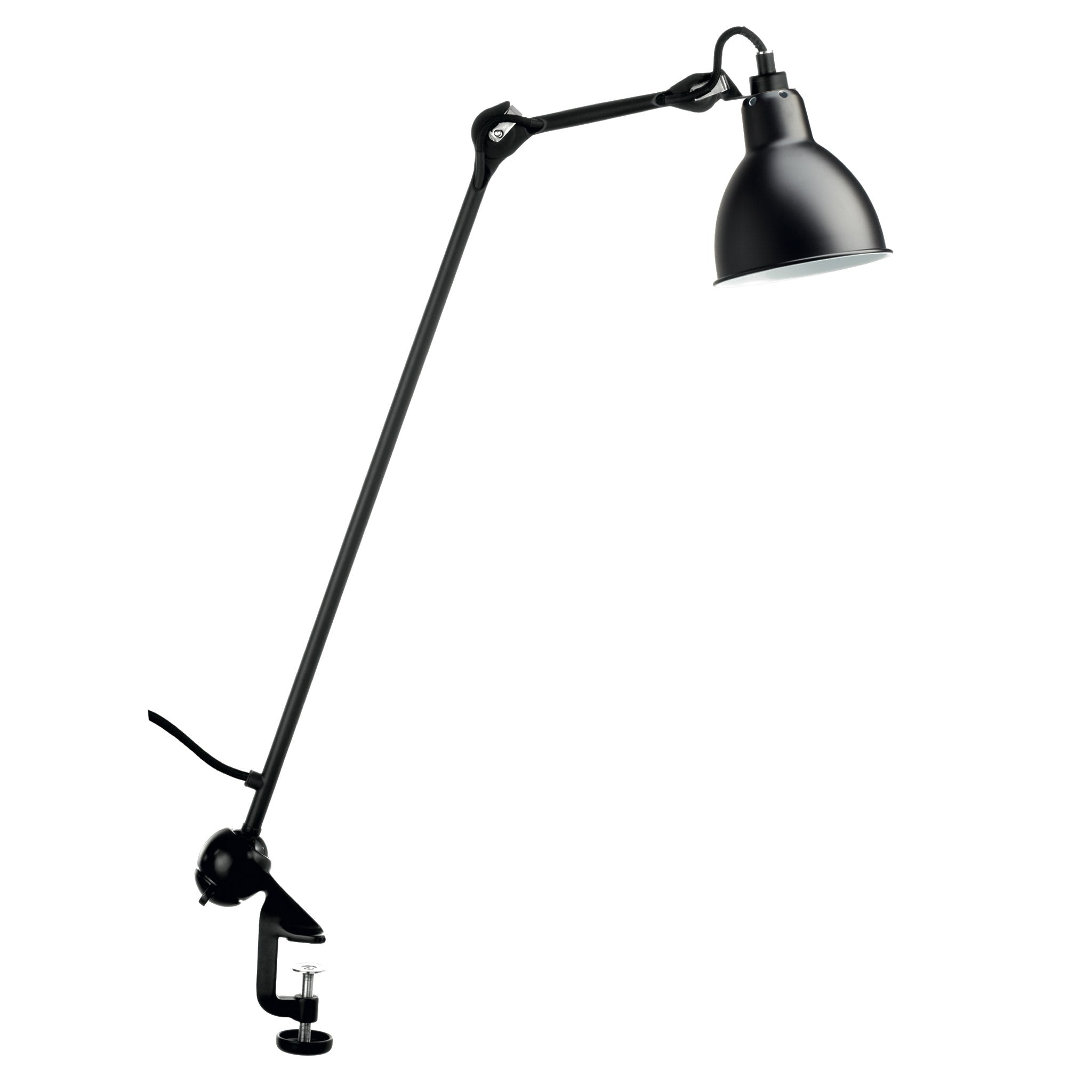 Lampe Gras 201 Architect Lamp by La Lampe Gras