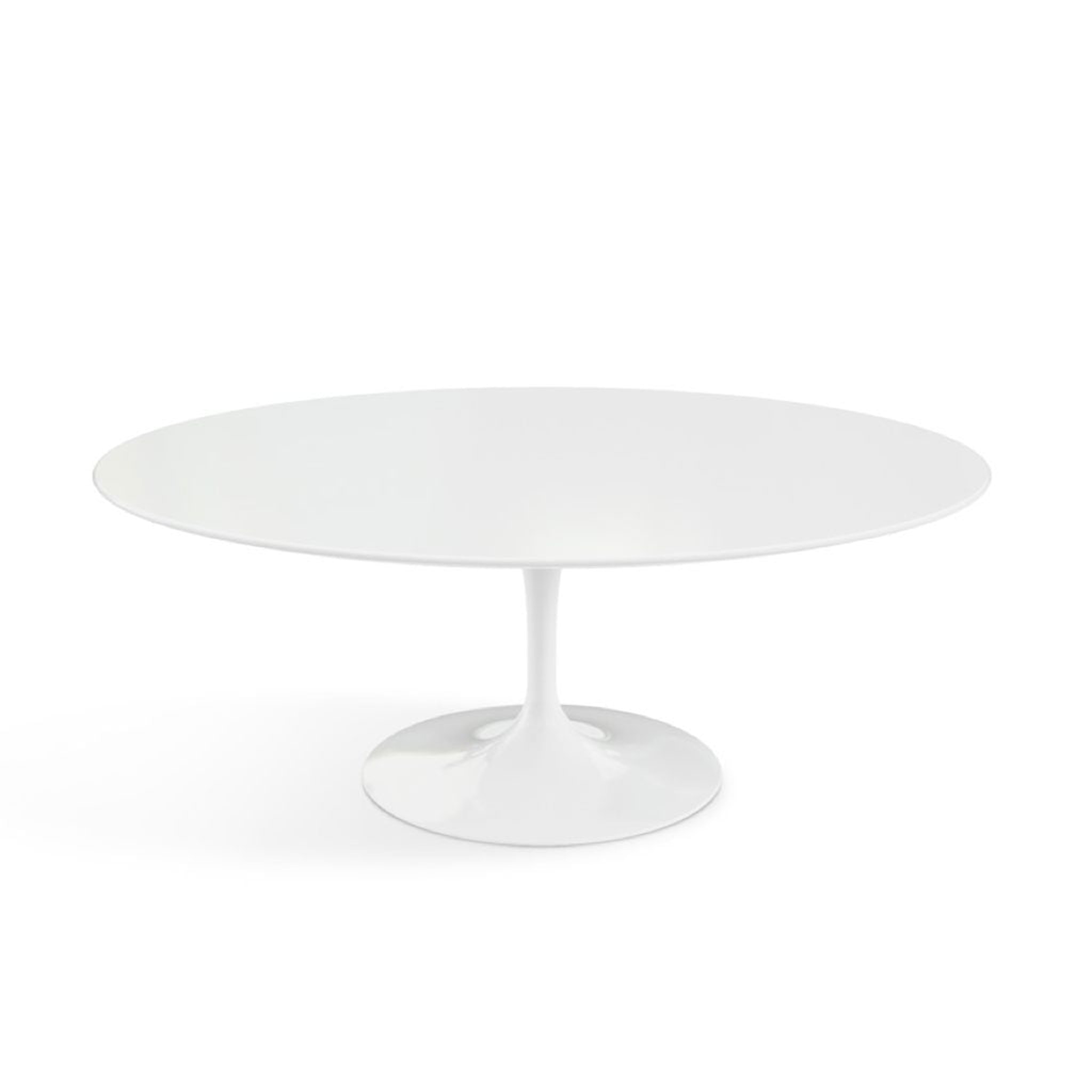 Tulip Coffee Table Oval by Knoll