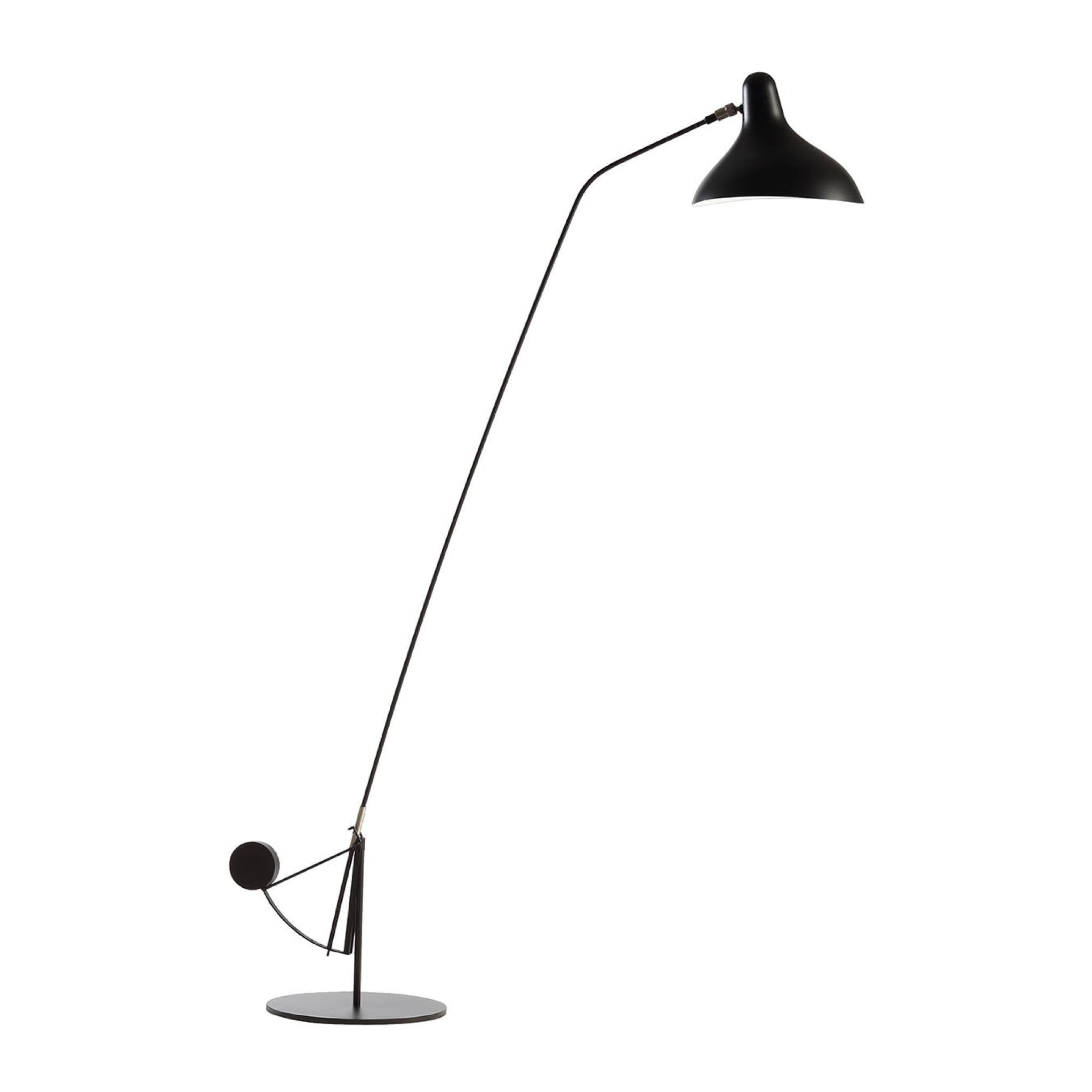 BS1 B Mantis Floor Lamp by DCW