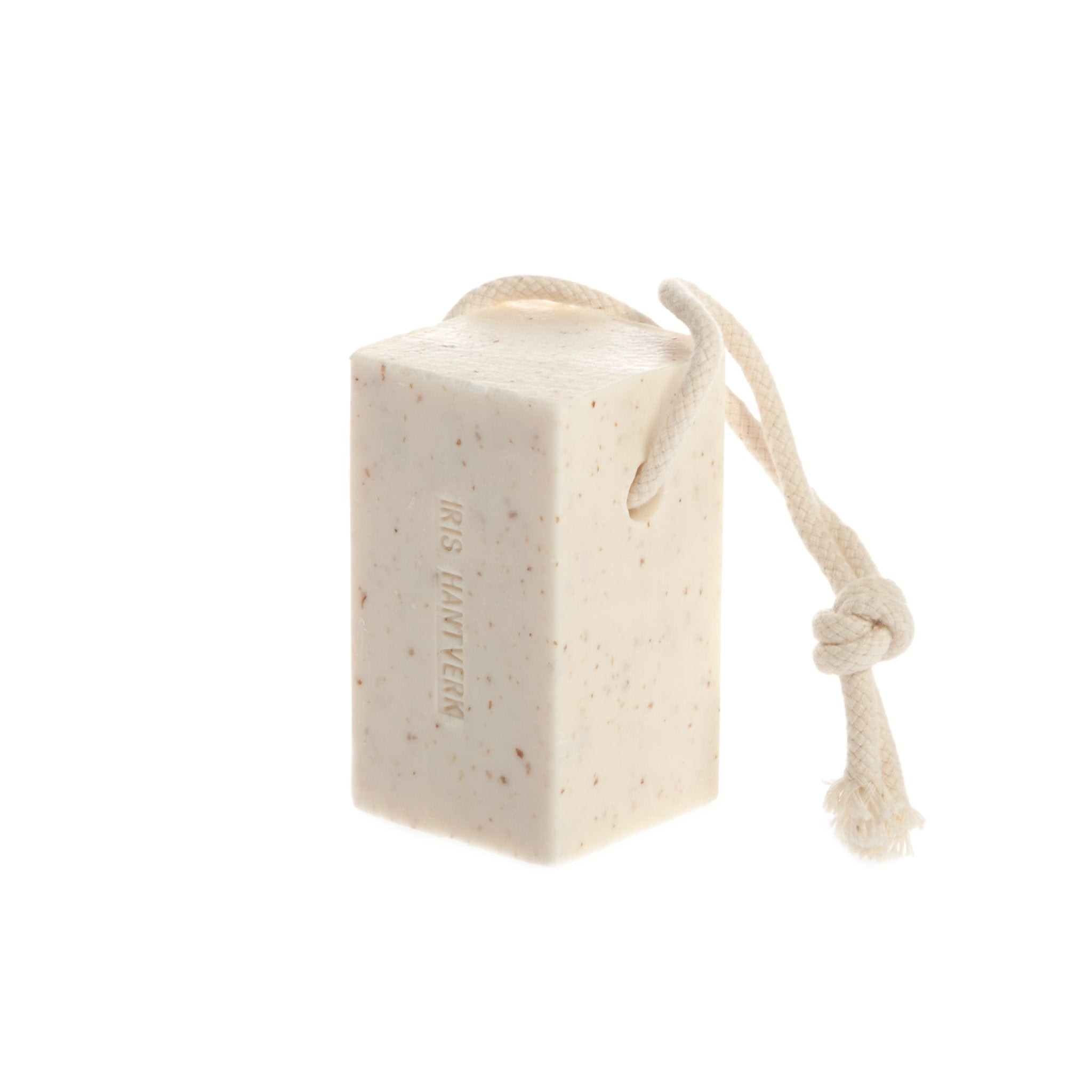 Almond Soap On a Rope by Iris Hantverk