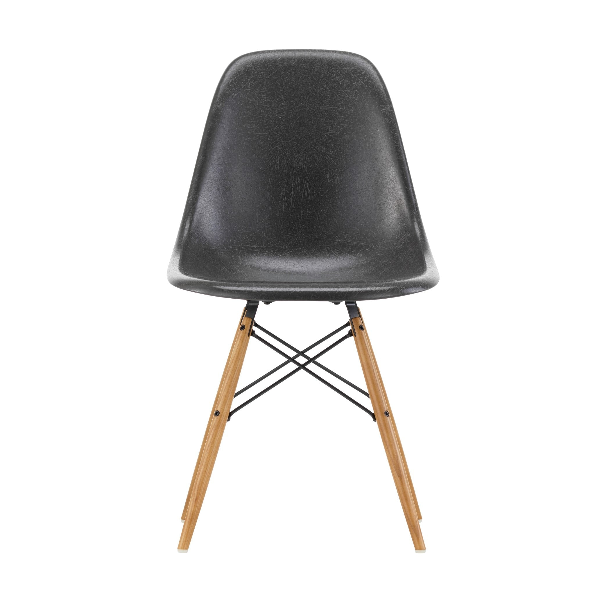 Eames Fiberglass Chair DSW by Vitra