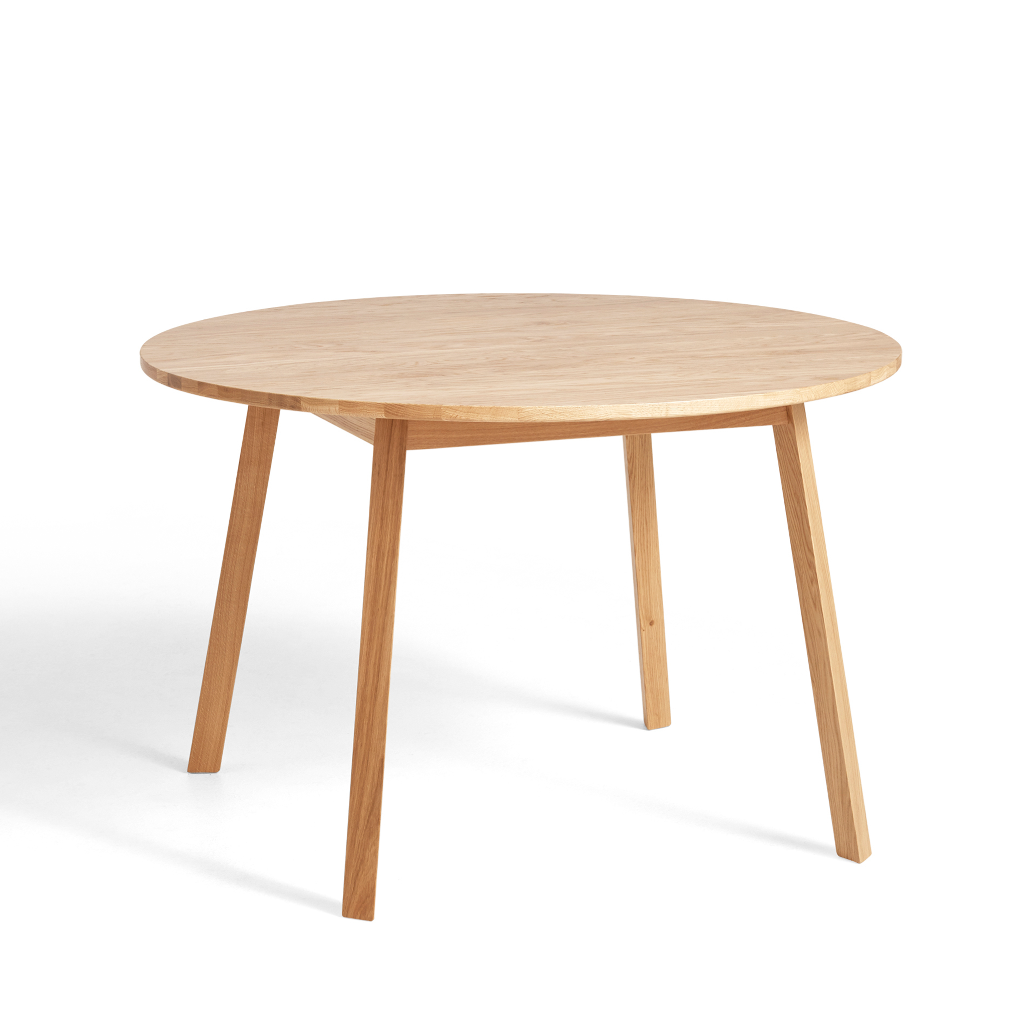 Triangle Leg Table Round Hay