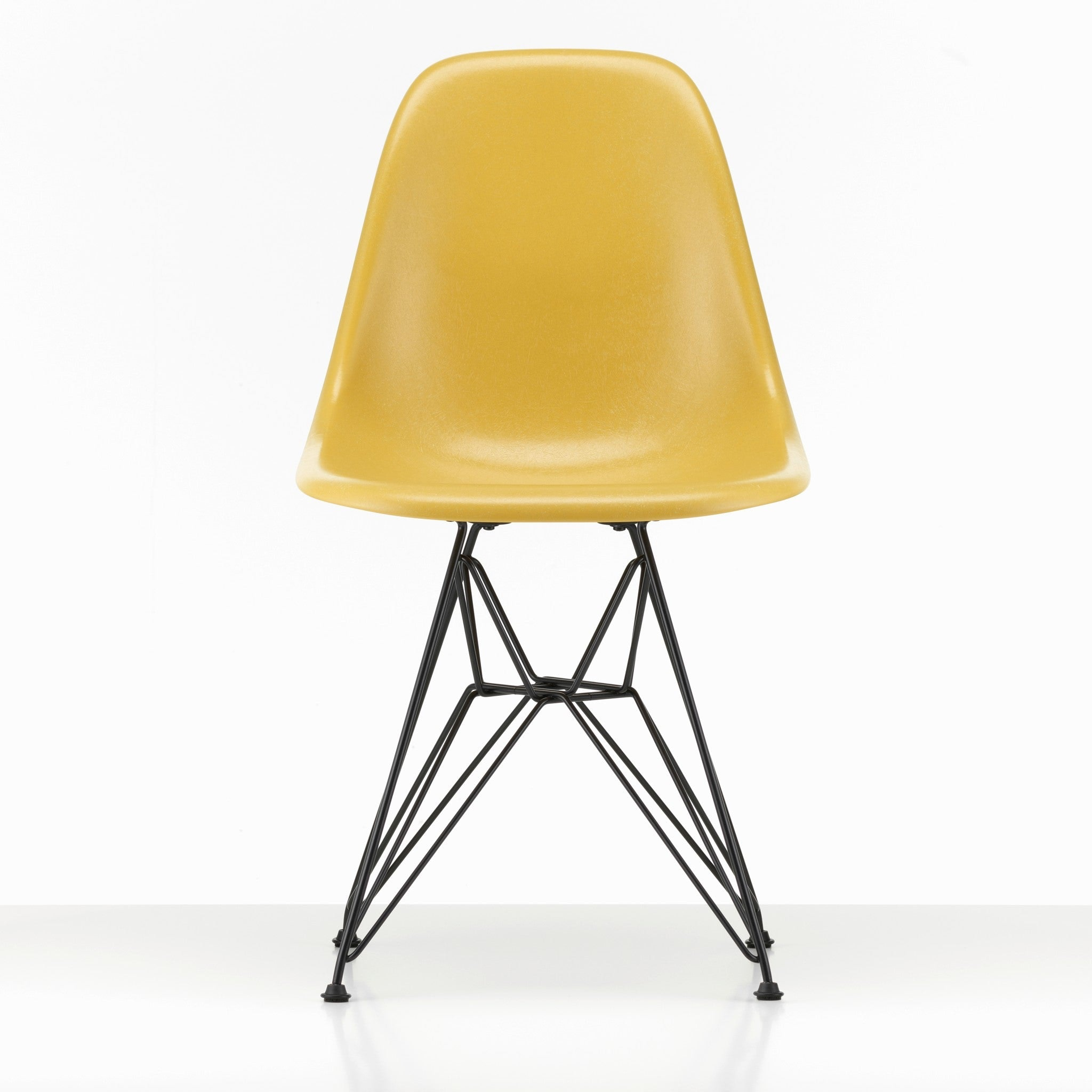 Eames Fiberglass Chair DSR by Vitra