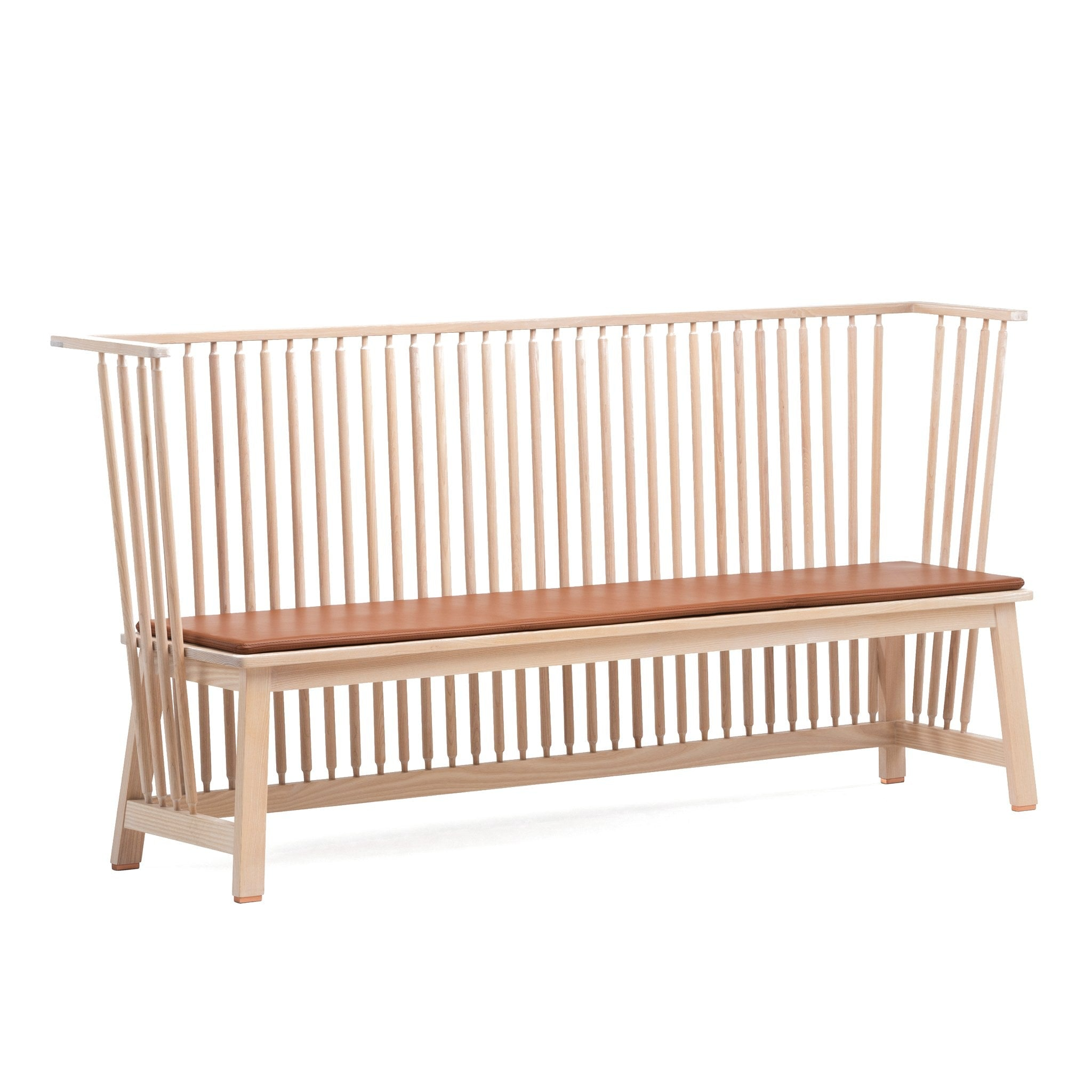 Settle Bench Low by Ilse Crawford