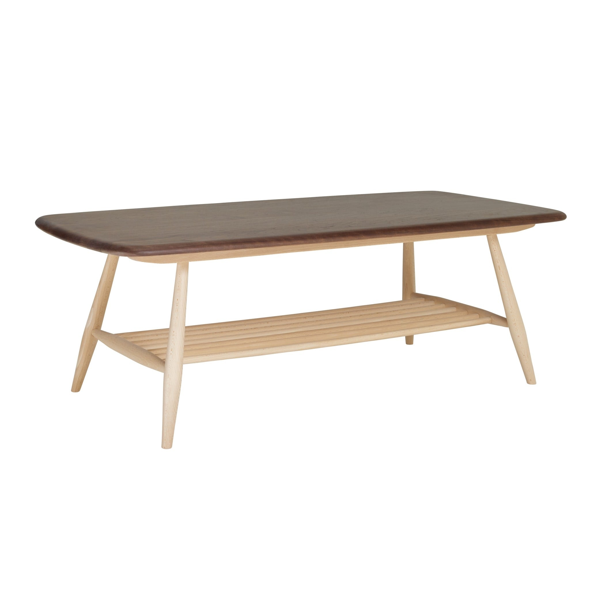 Originals Coffee Table Walnut Top by Ercol