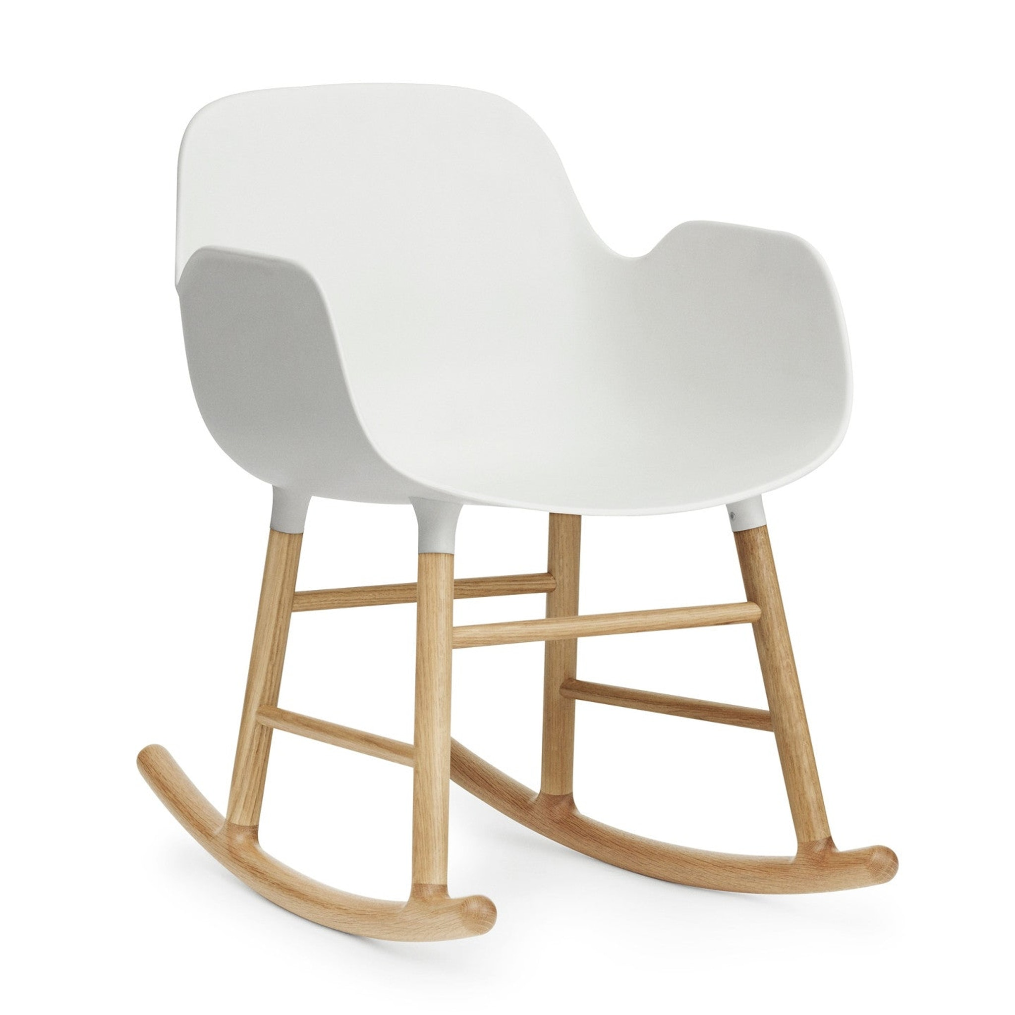 Form Rocking Armchair by Simon Legald