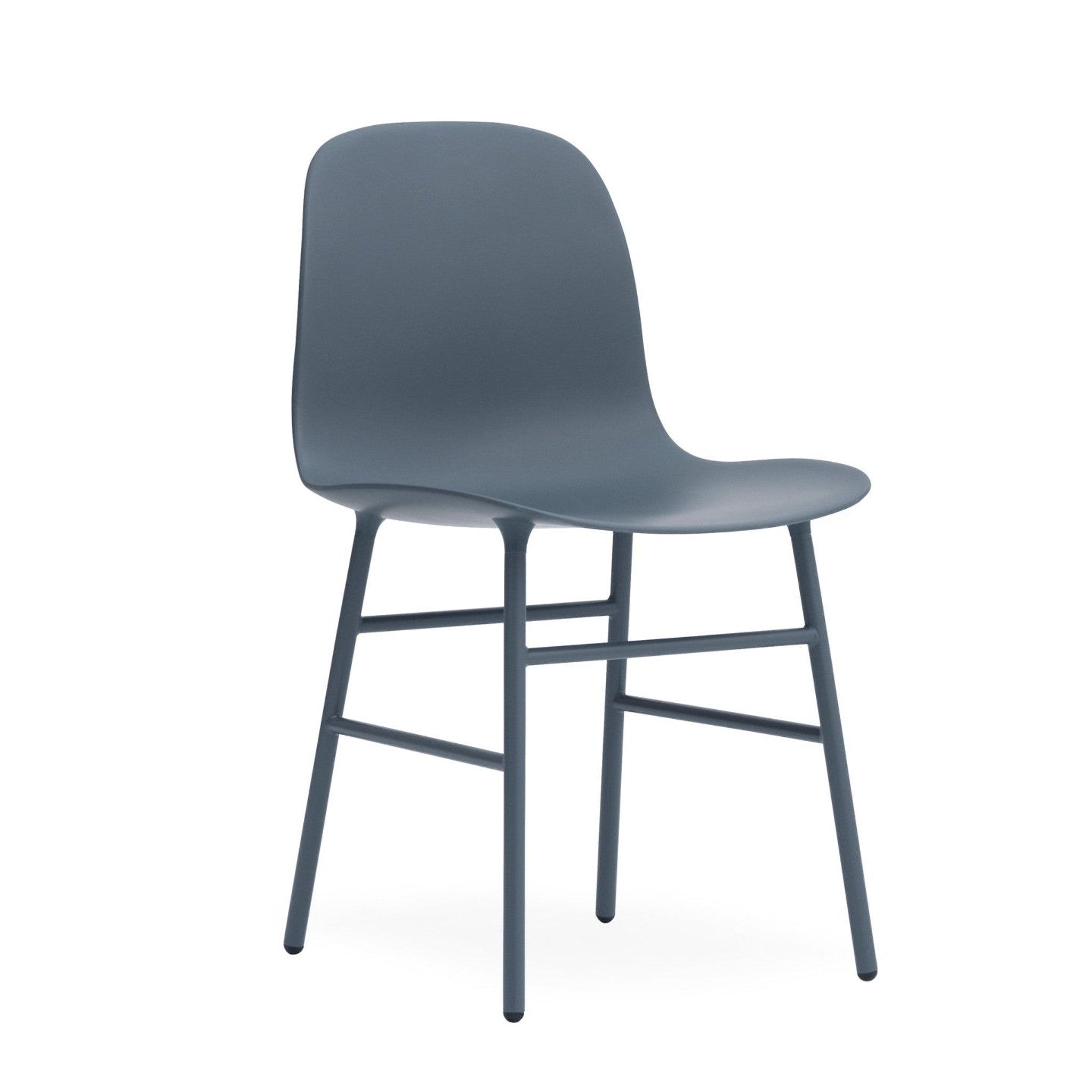 Form Chair with Steel Base by Normann Copenhagen