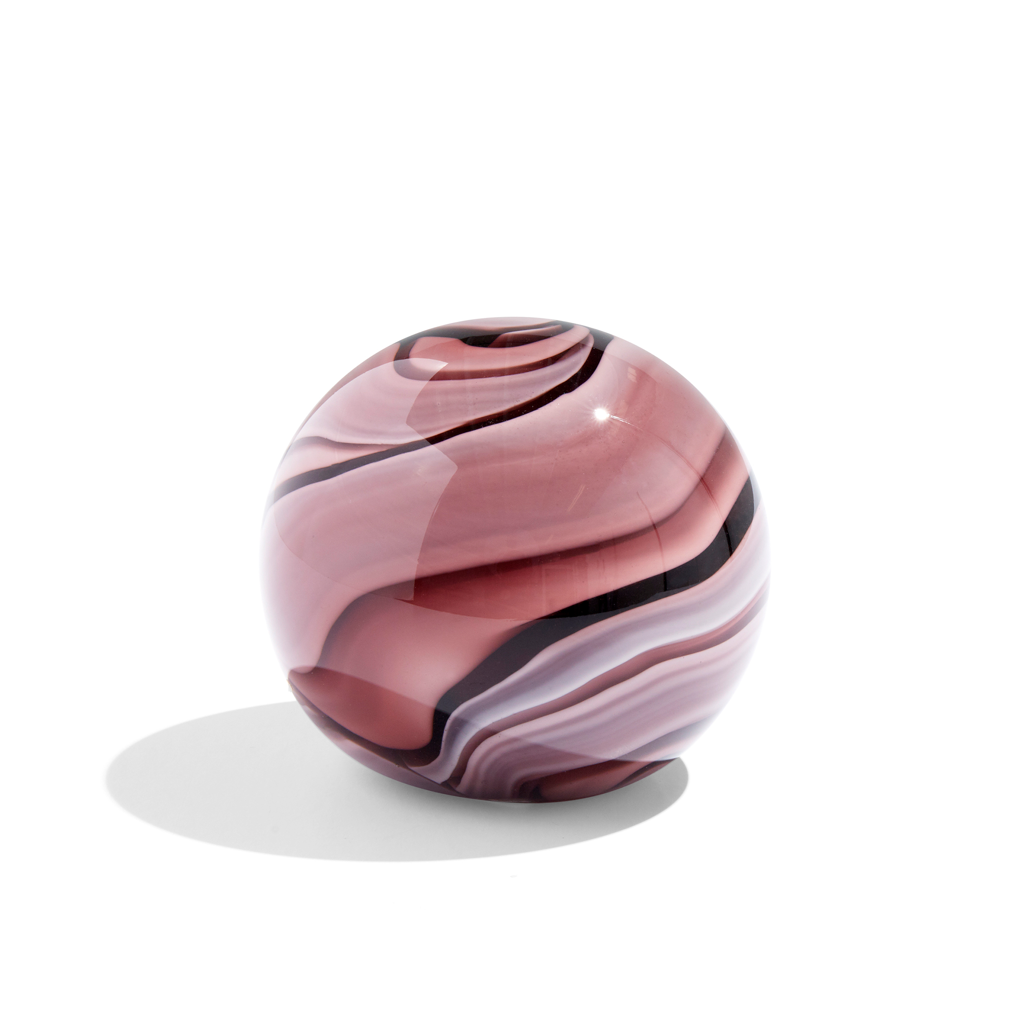 Glass Paperweight by Hay