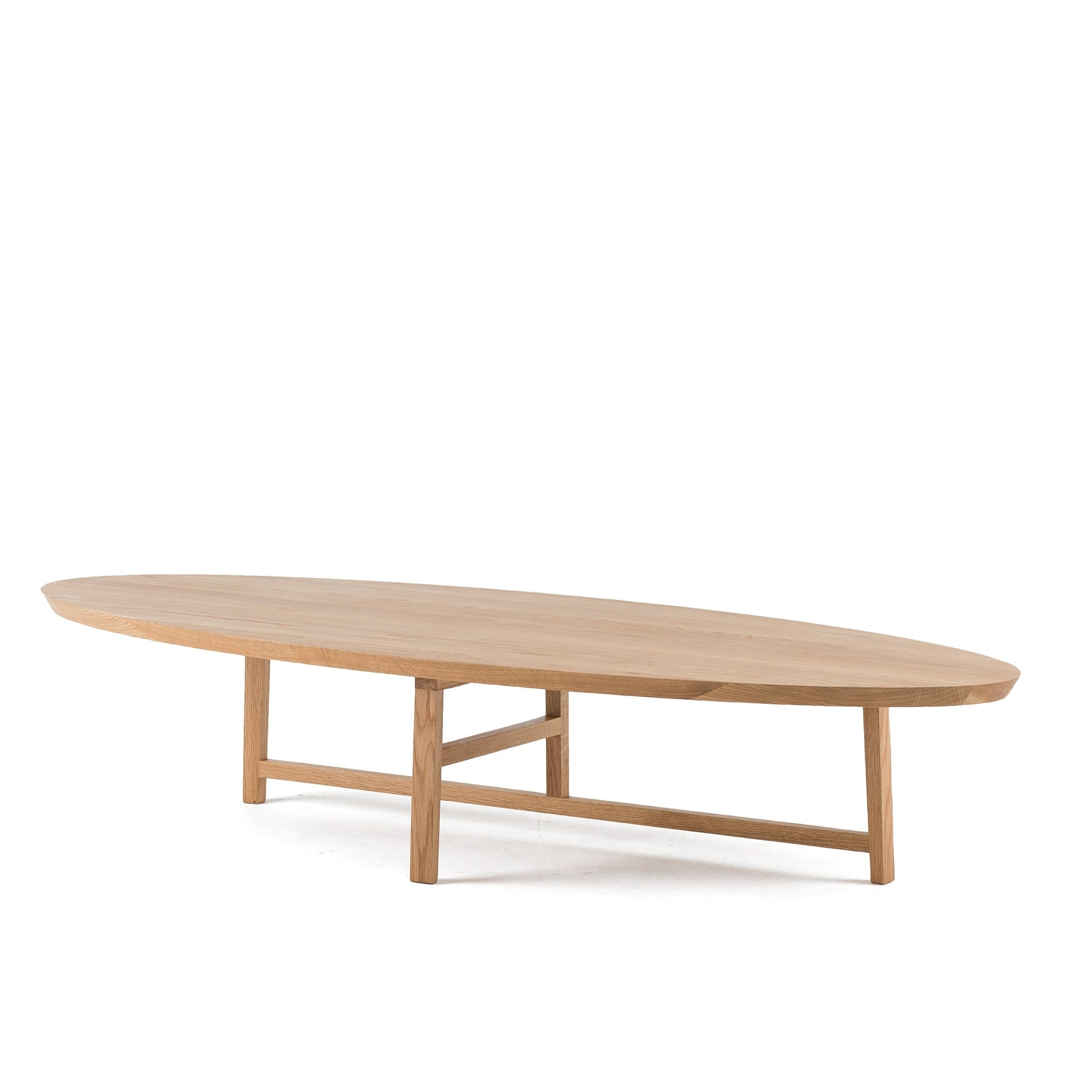 Trio Oval Coffee Table by Neri & Hu