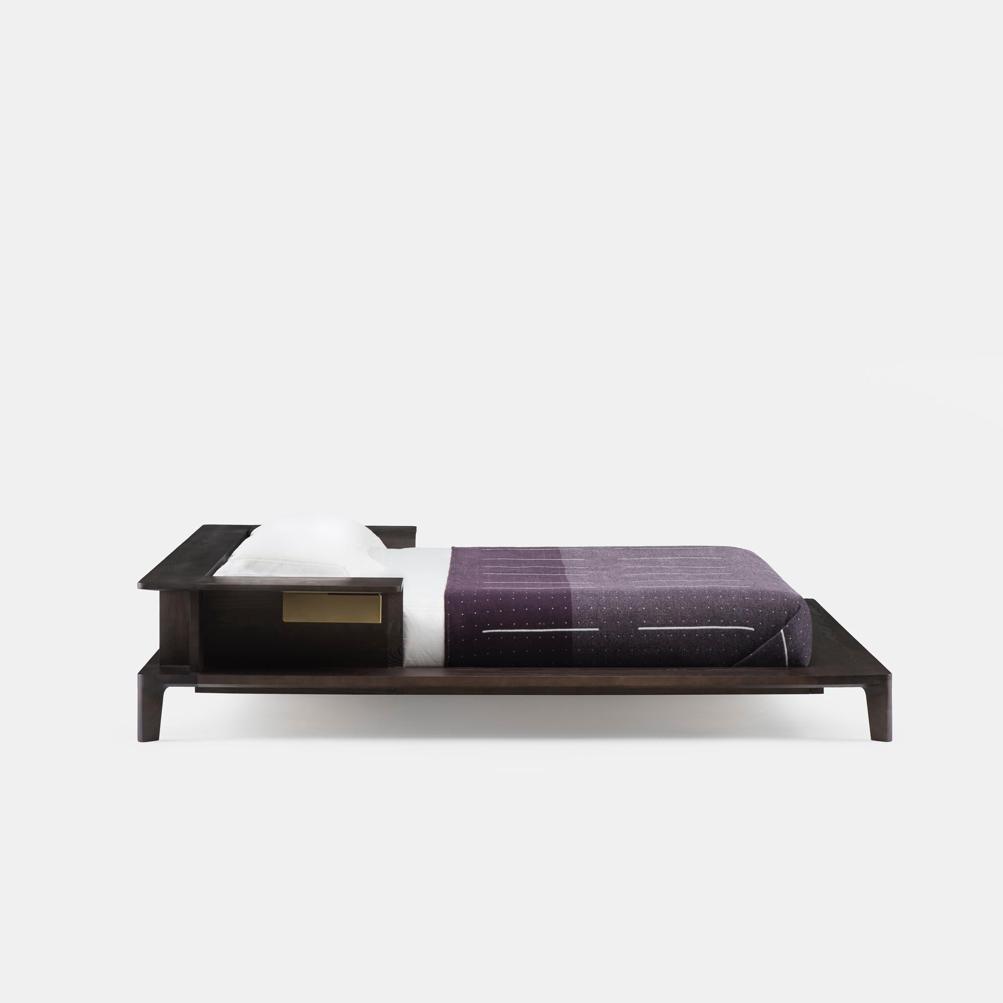 Platform Bed by Neri & Hu