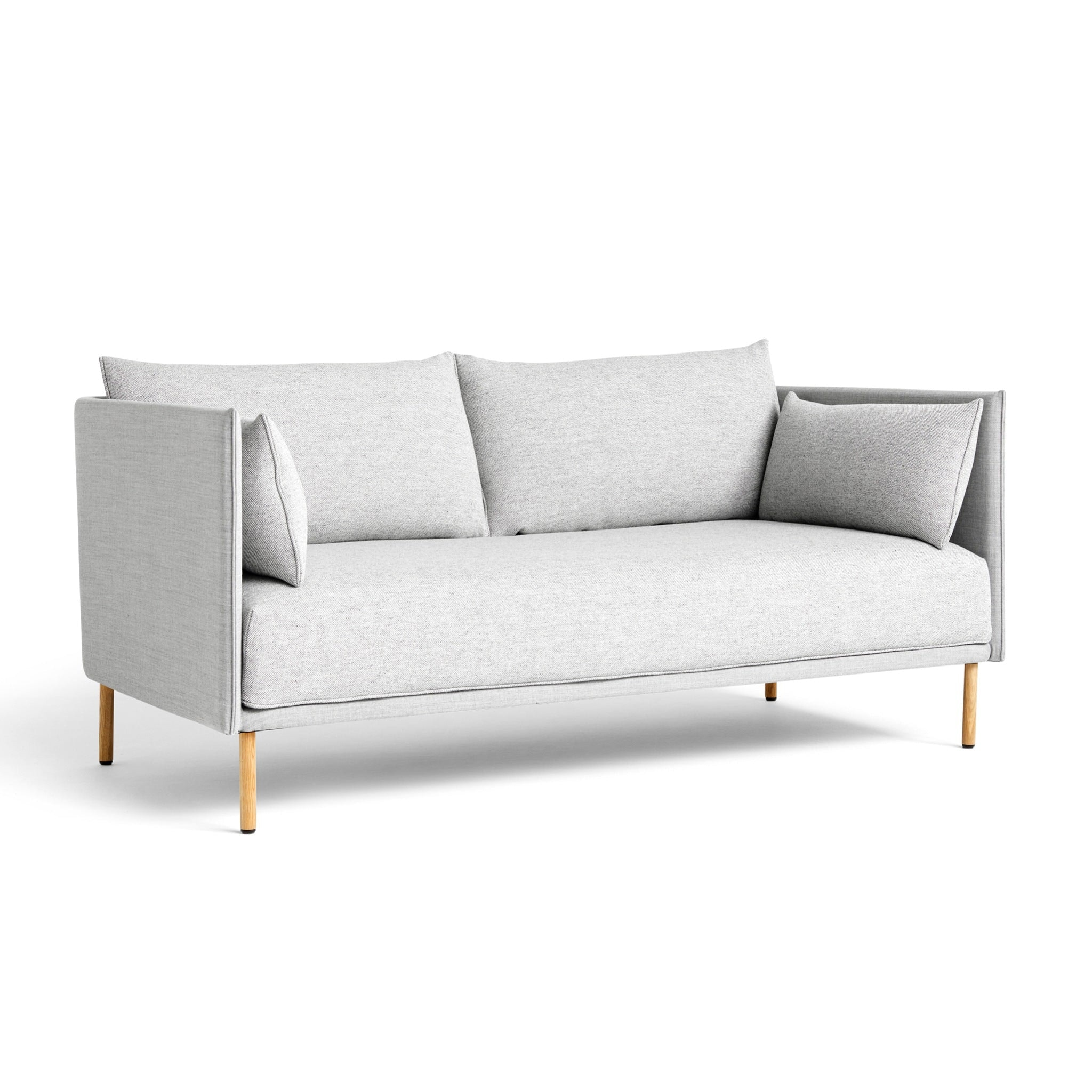Silhouette Duo Sofa 2 Seater by Hay