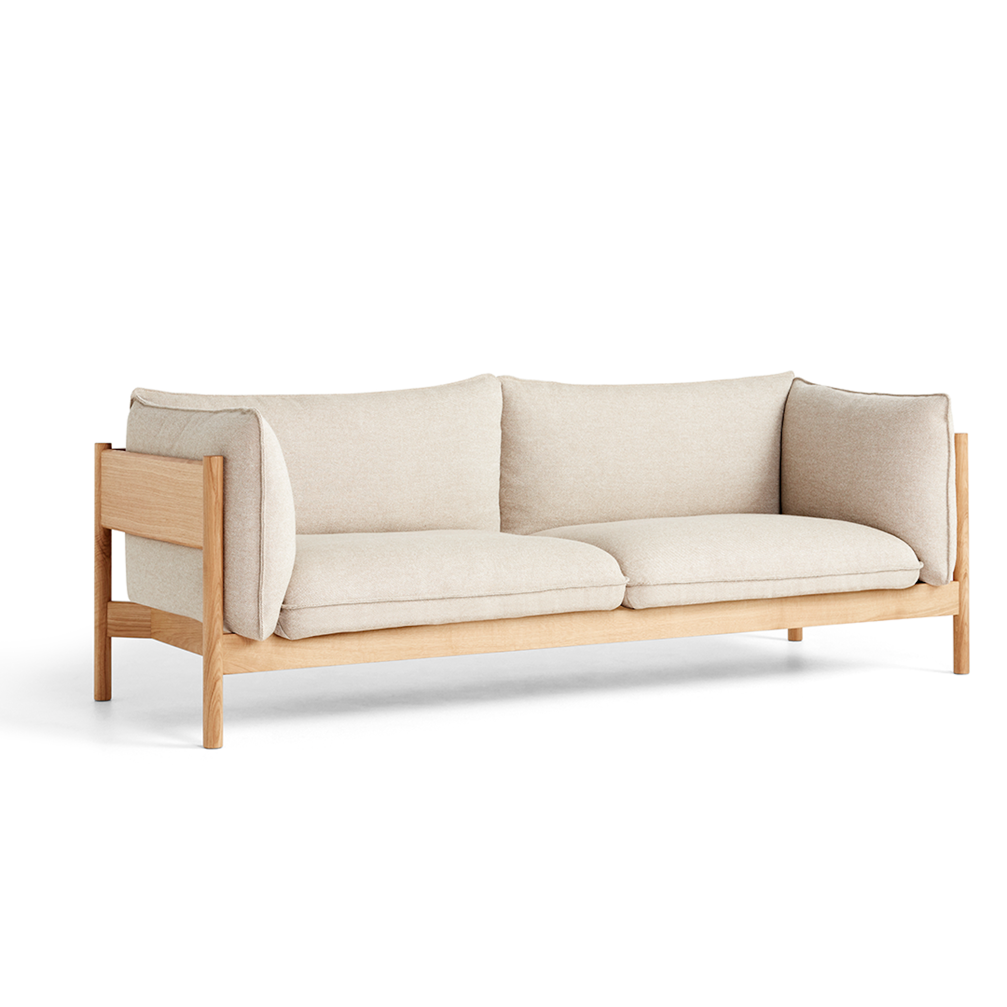 Arbour Sofa 3 Seater by Hay
