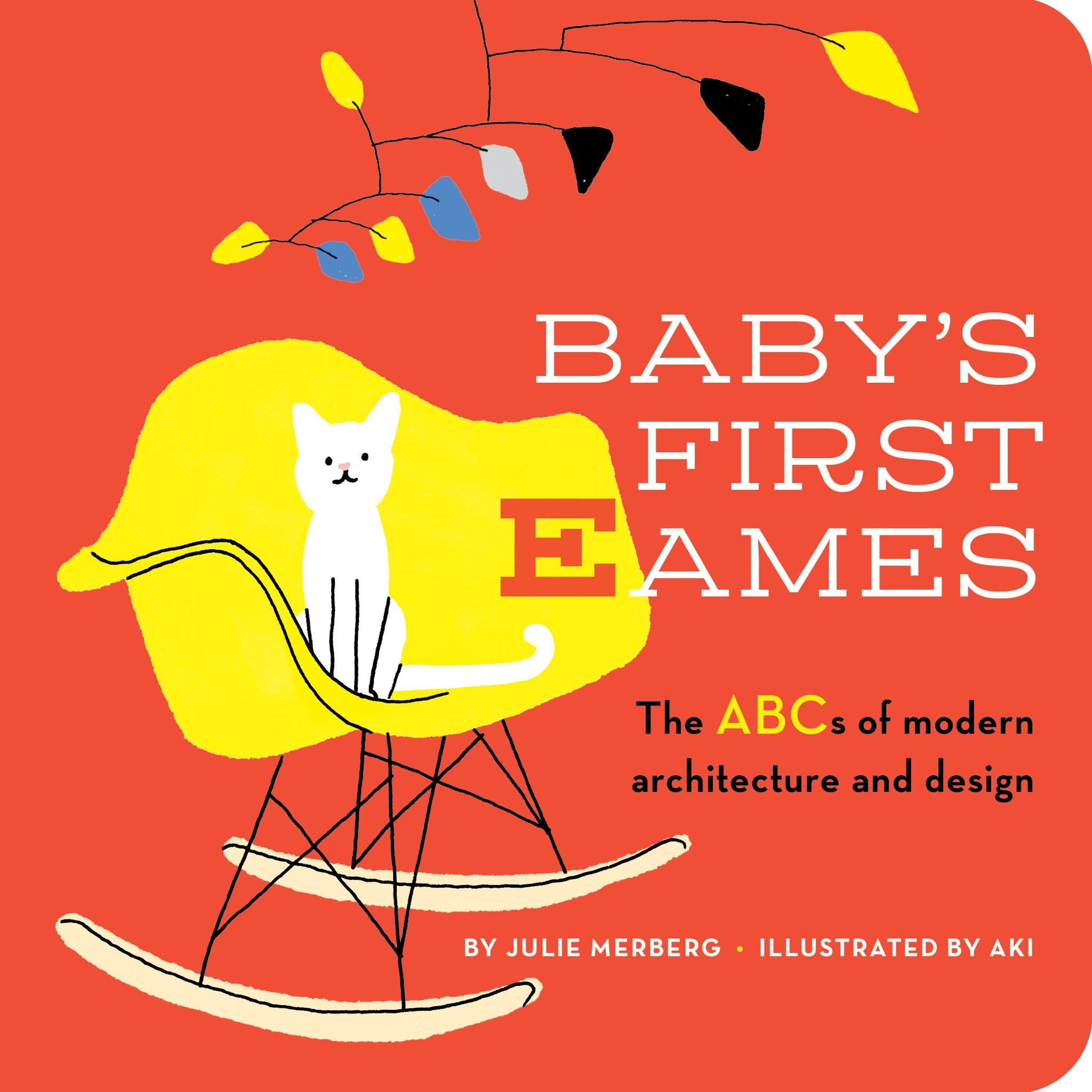 Baby's First Eames by Downtown Bookworks