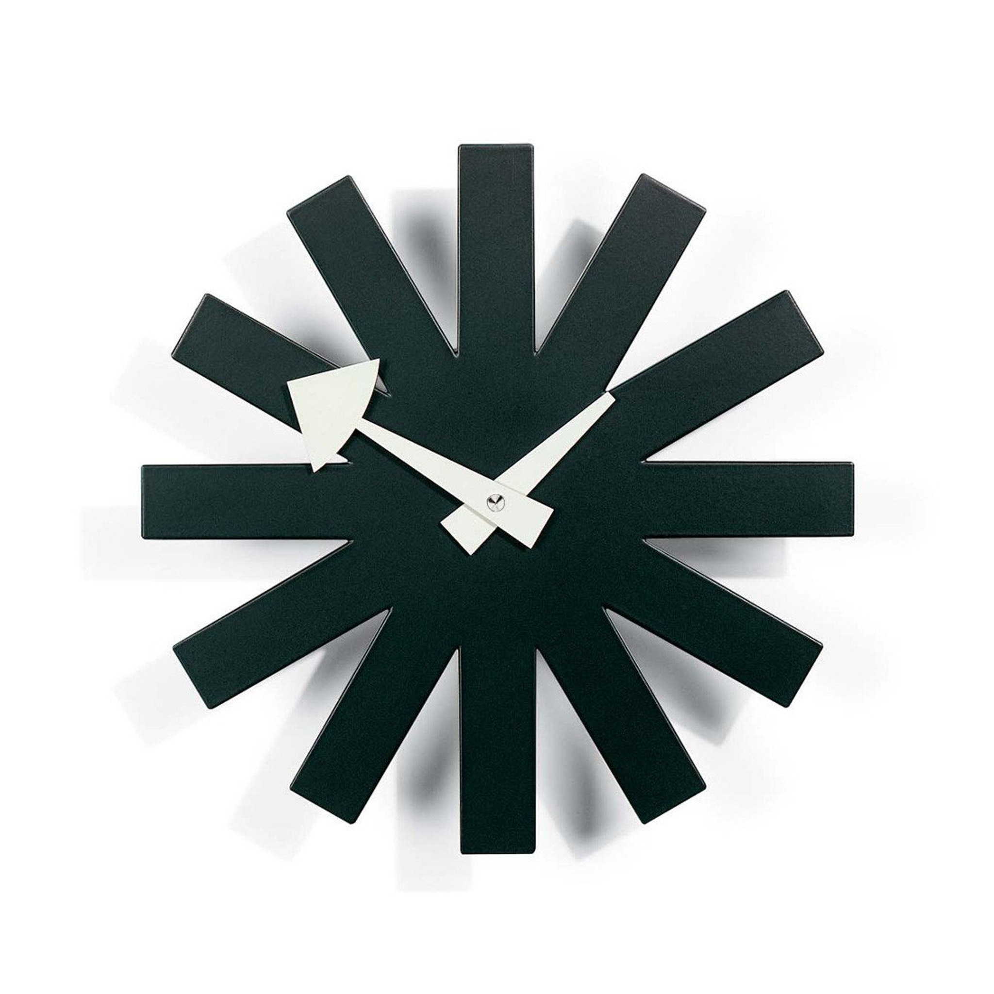 Asterisk Wall Clock by George Nelson for Vitra