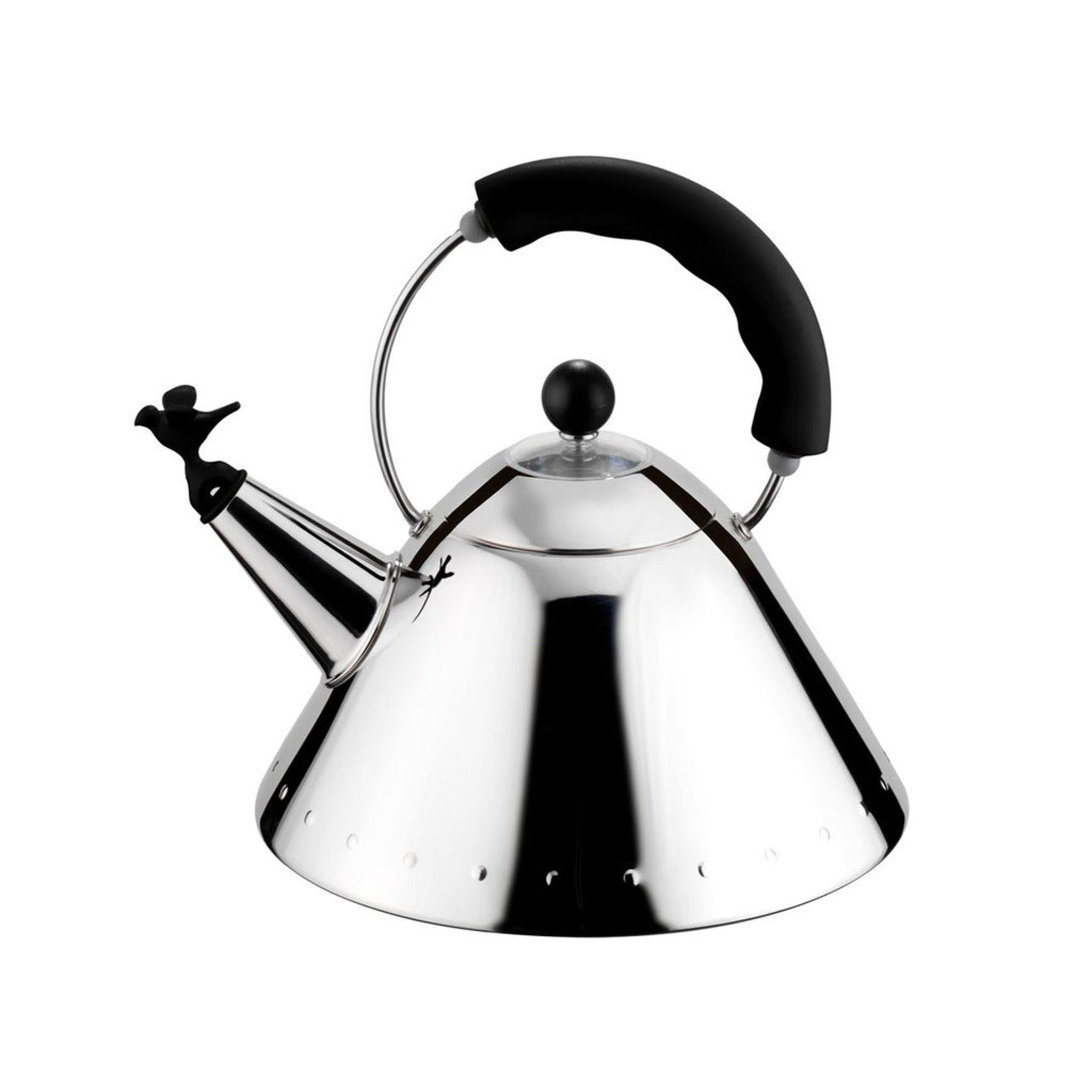 Bird Kettle by Michael Graves for Alessi