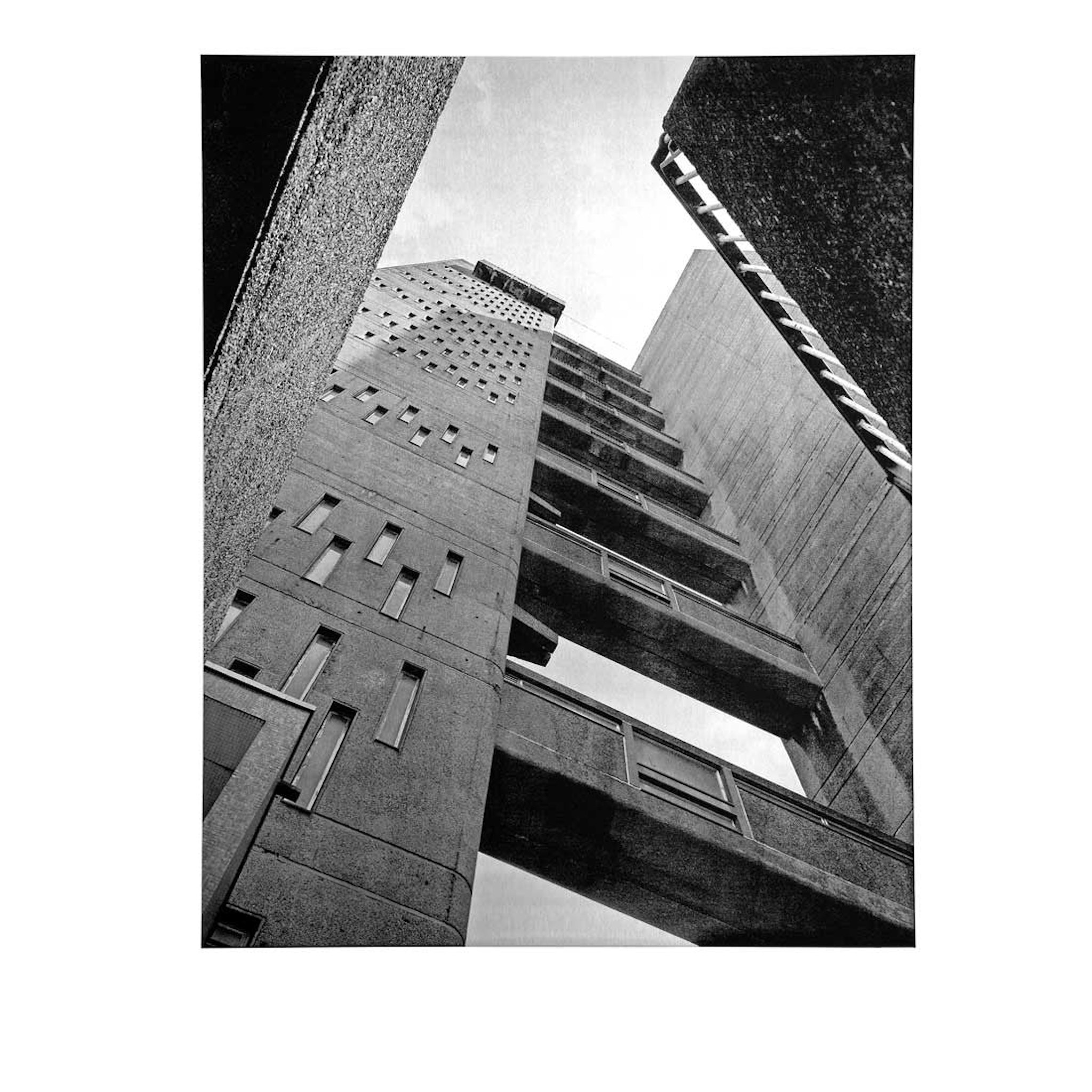 Balfron Tower Print by Simon Phipps