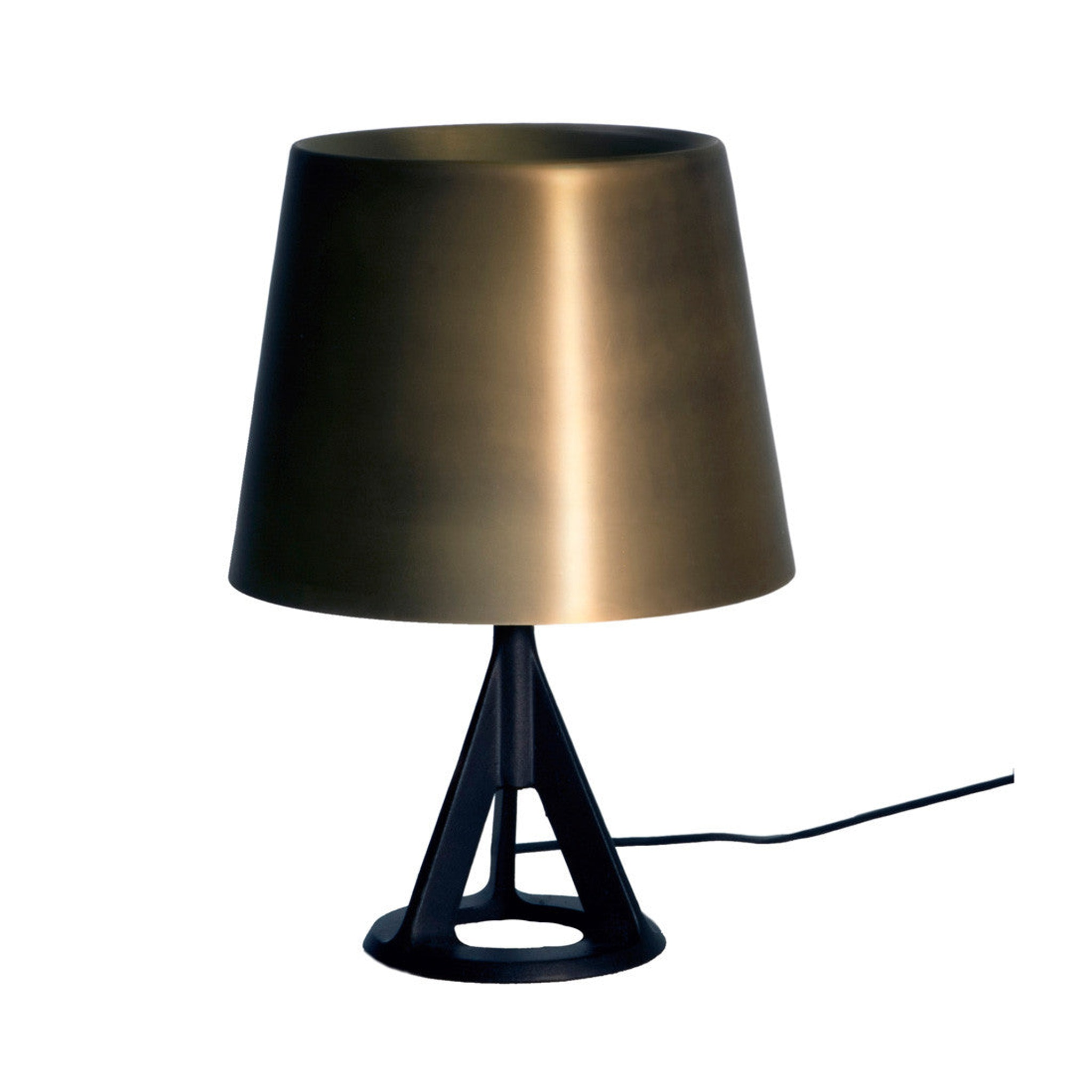 Base Brass Table Light by Tom Dixon