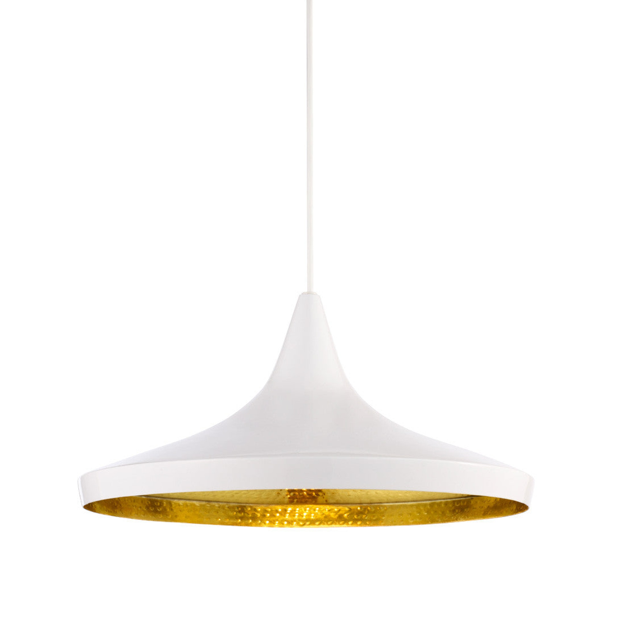 Beat Light White by Tom Dixon