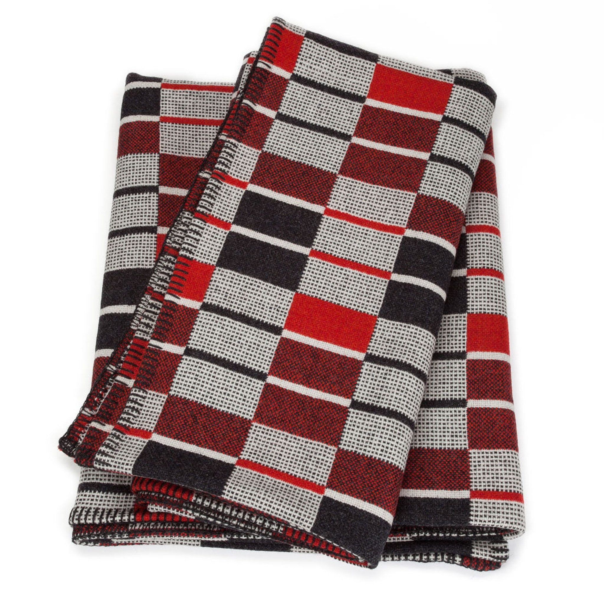 Canasta blanket by Eleanor Pritchard