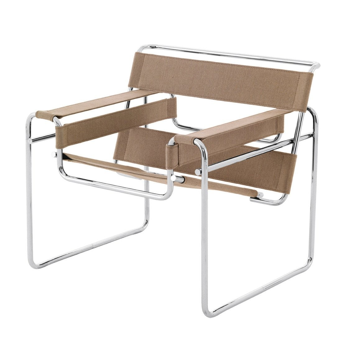 Wassily Lounge Chair Canvas by Marcel Breuer — haus