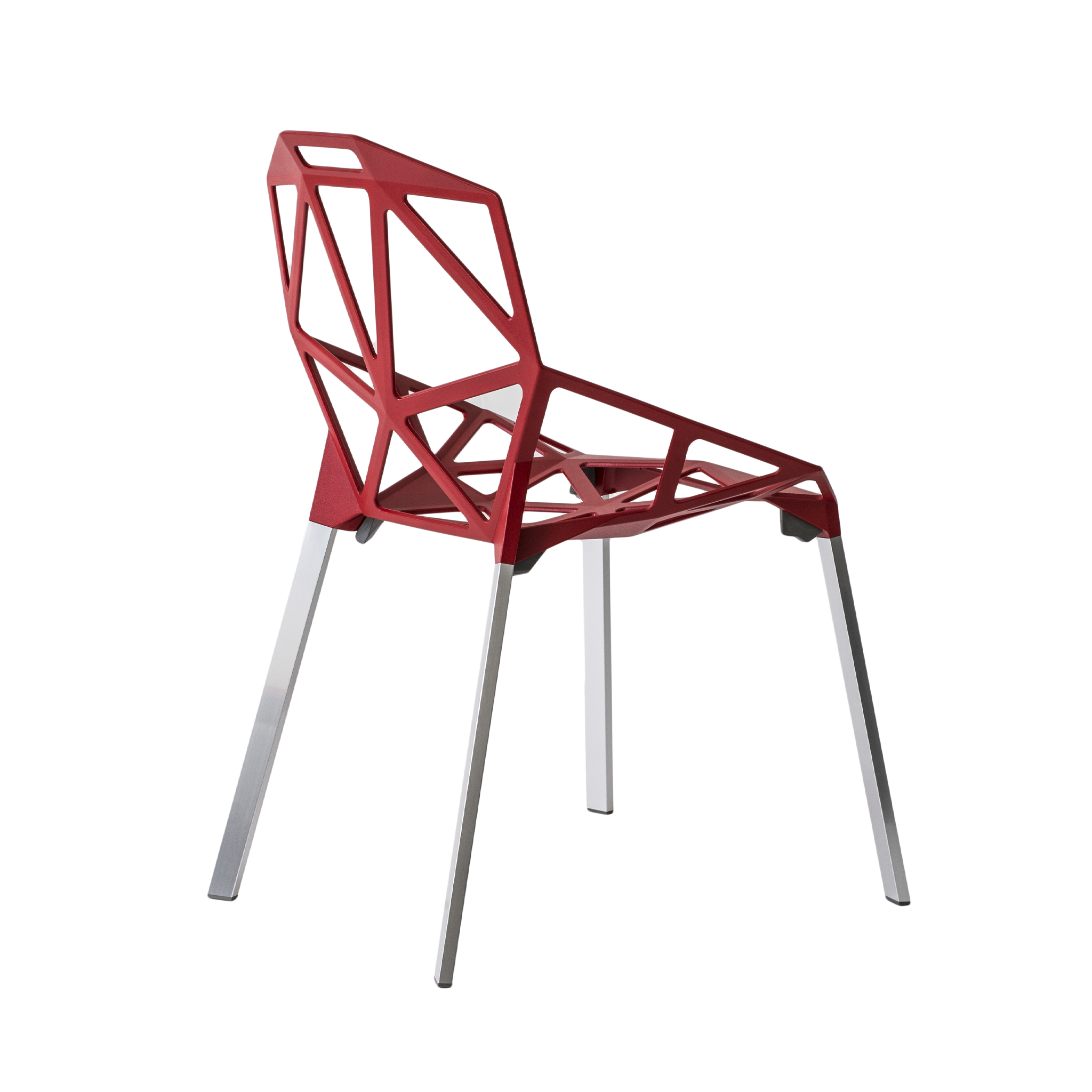 Chair One - Stacking Model by Magis