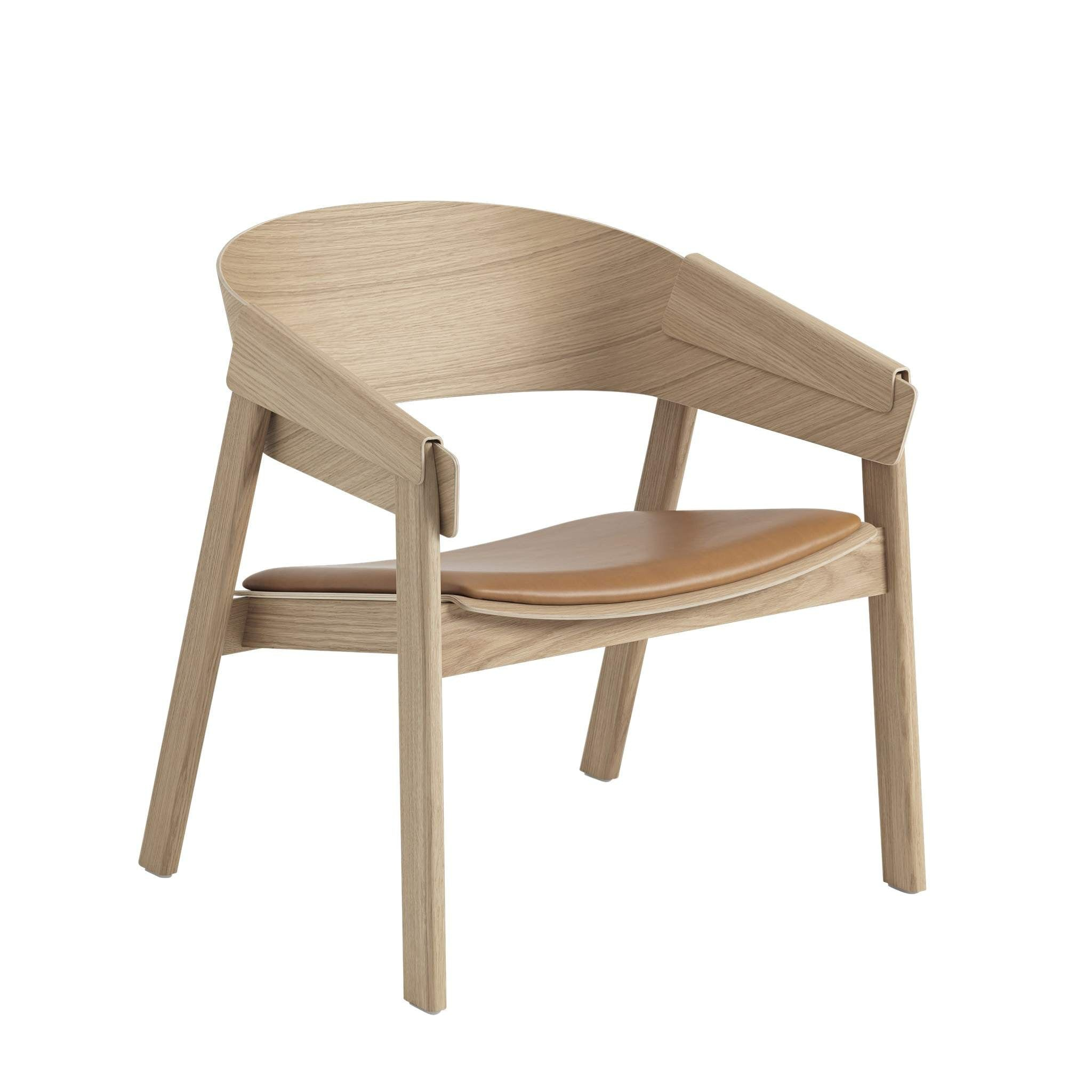 Cover Lounge Chair by Muuto