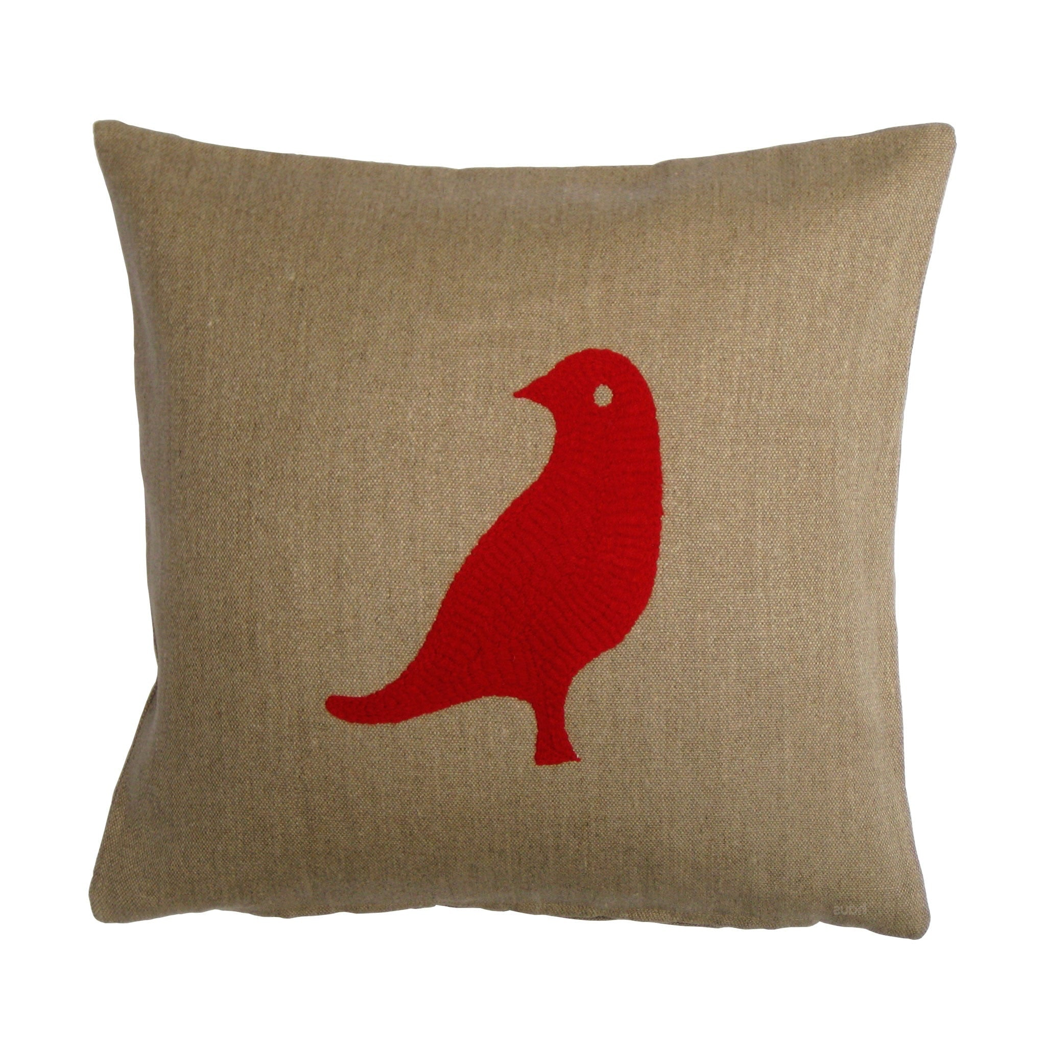 Dove cushion by Charlene Mullen