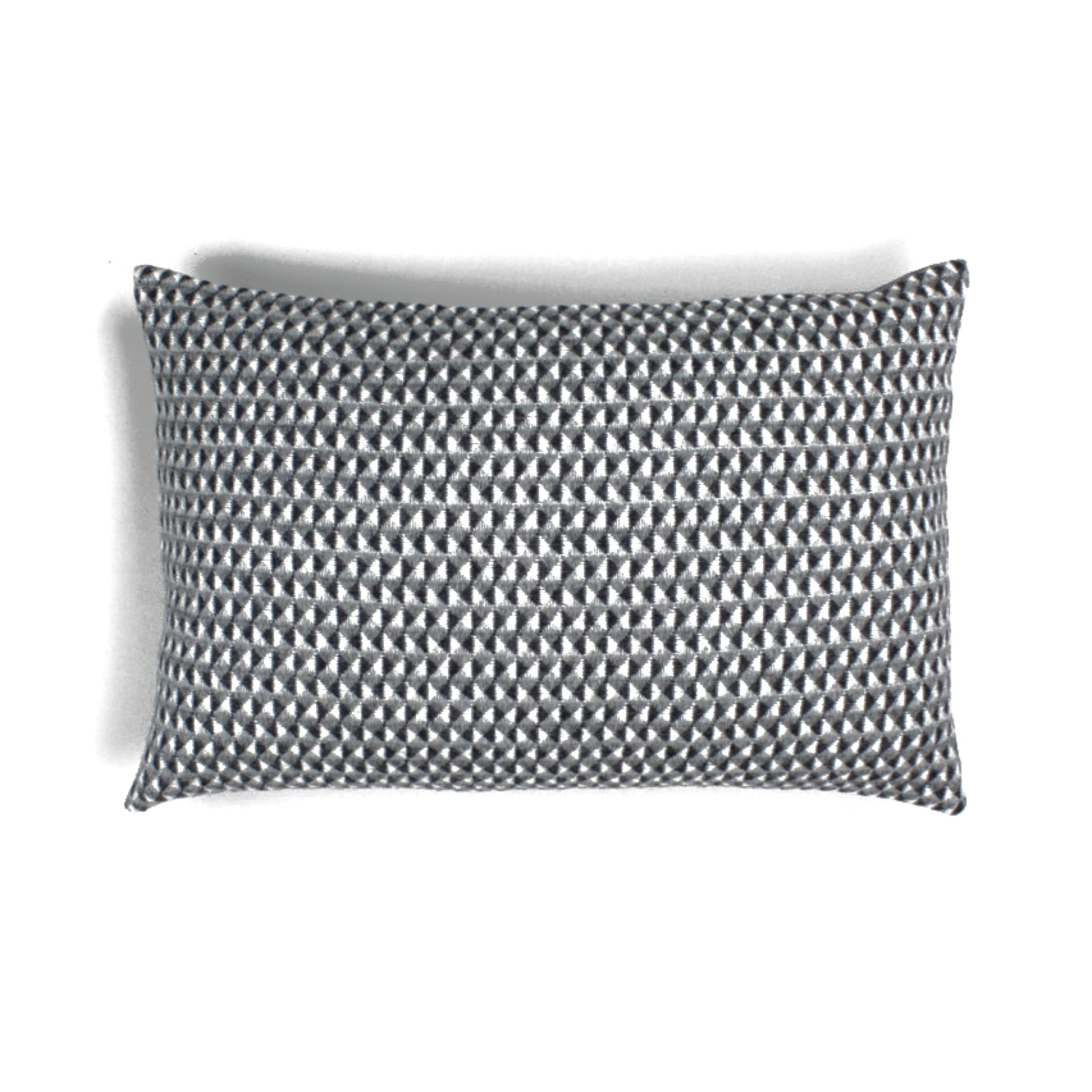 Square Peg Cushion by Eleanor Pritchard