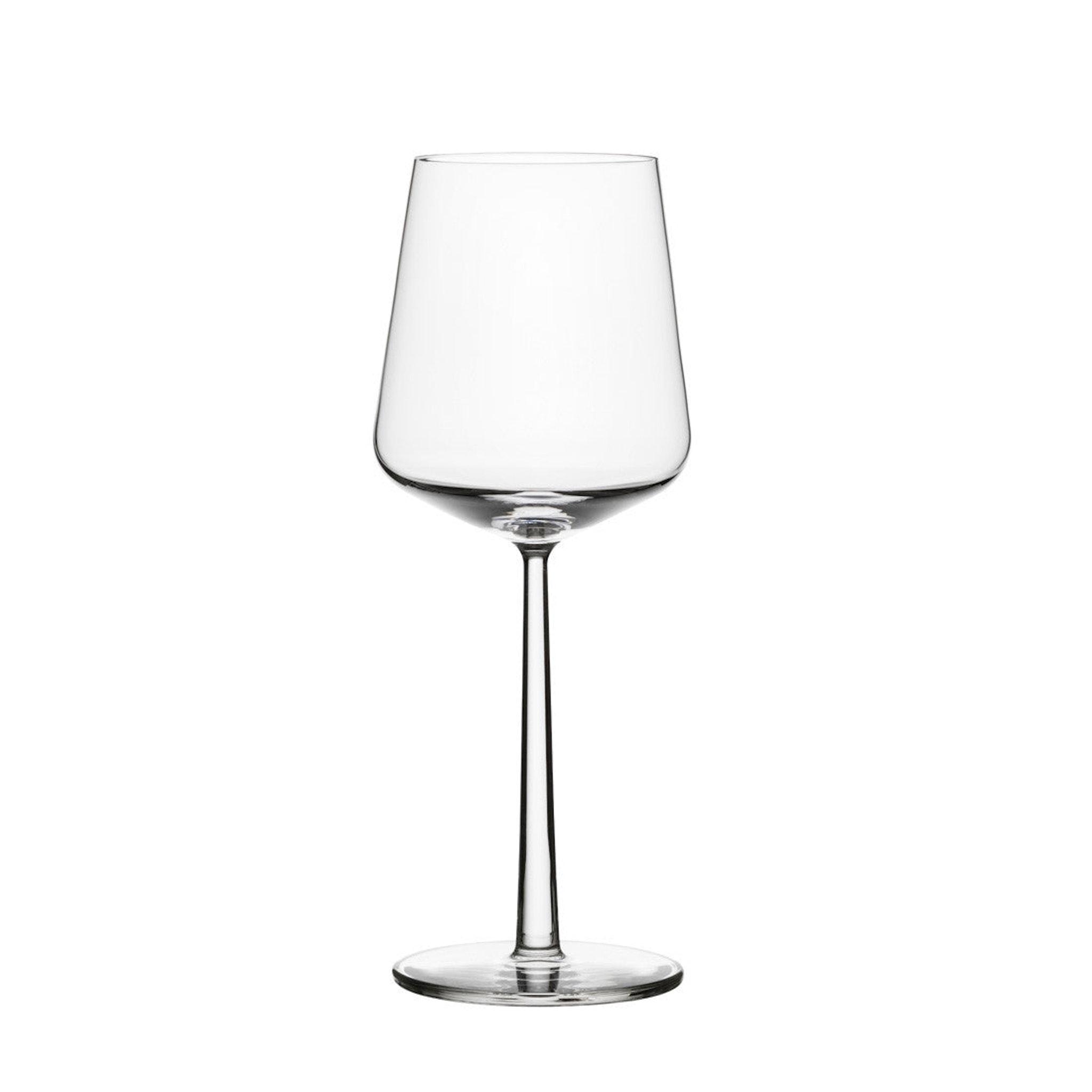 Essence Red Wine Glasses by Alfredo Haberli