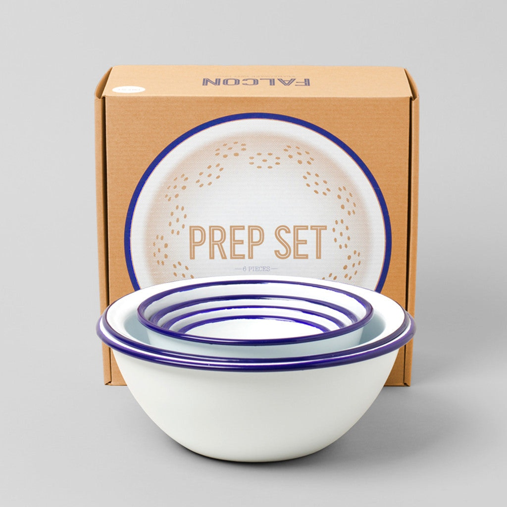 Prep Set by Falcon Enamelware  sc 1 st  haus & Kitchen and Tableware u2014 haus®