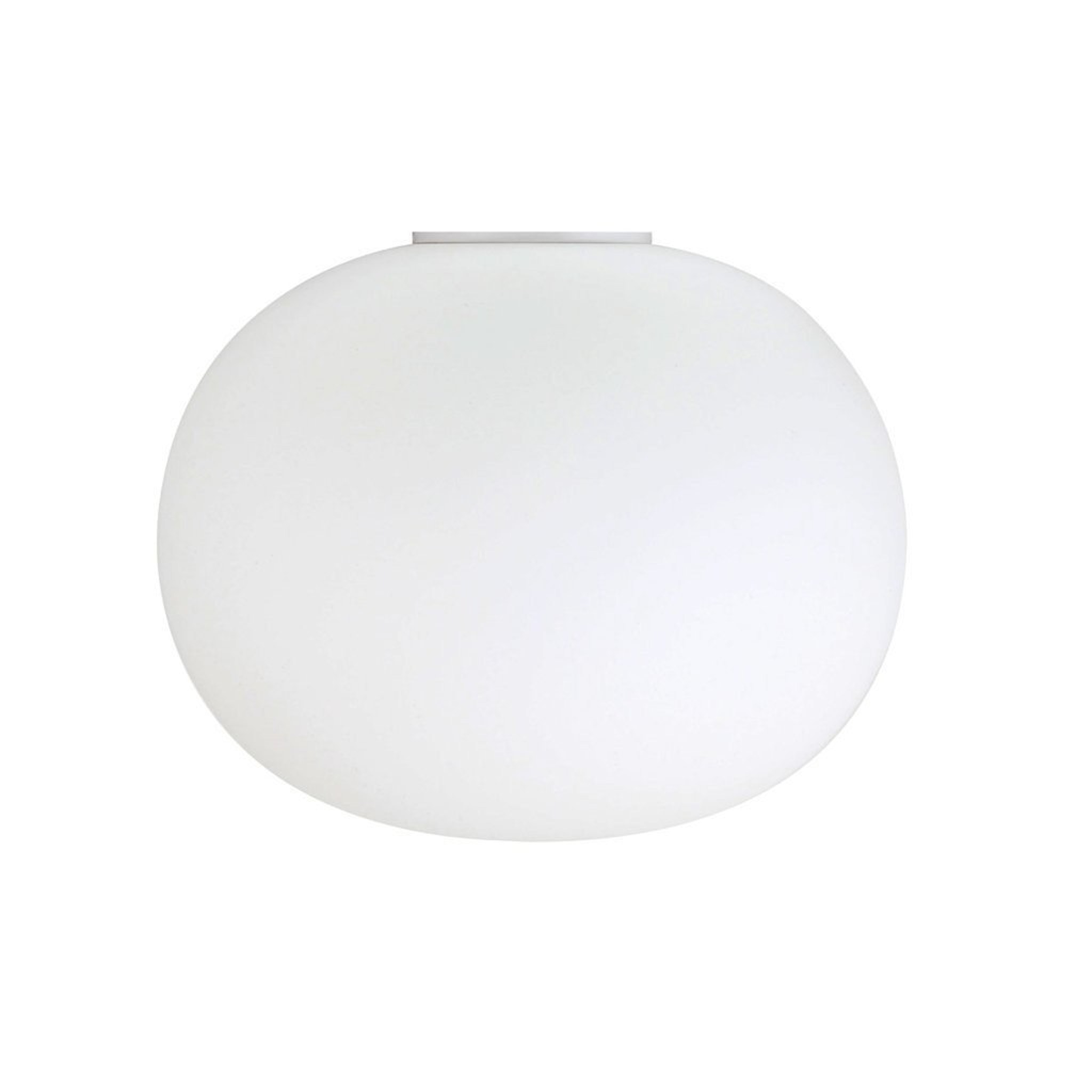 Glo Ball Ceiling Light by Flos