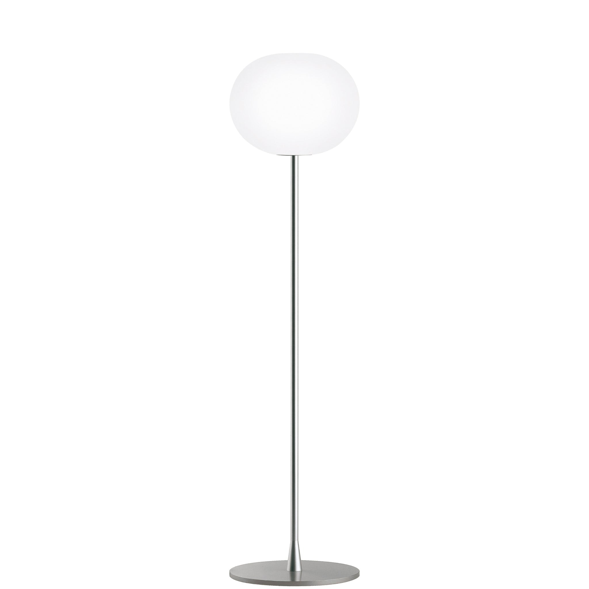 Glo Ball Floor Lamp by Flos