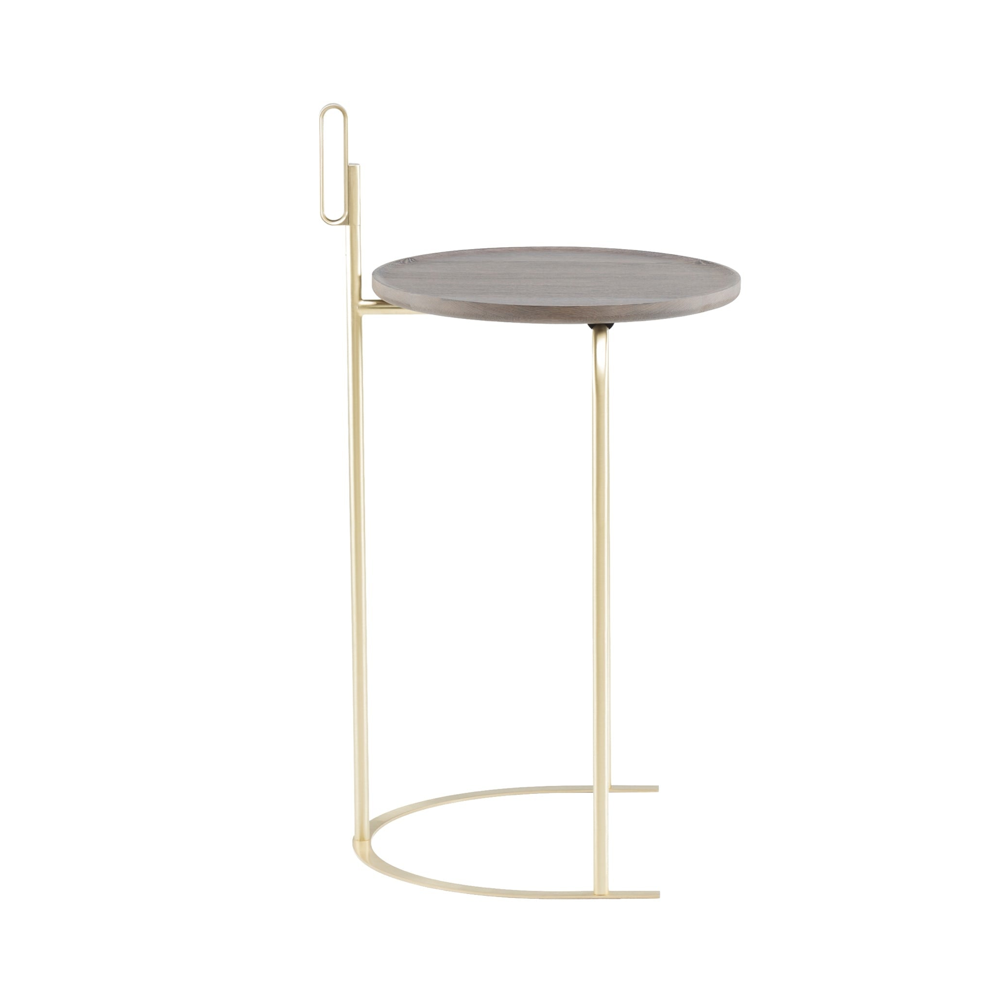 Handle Side Table by Neri & Hu