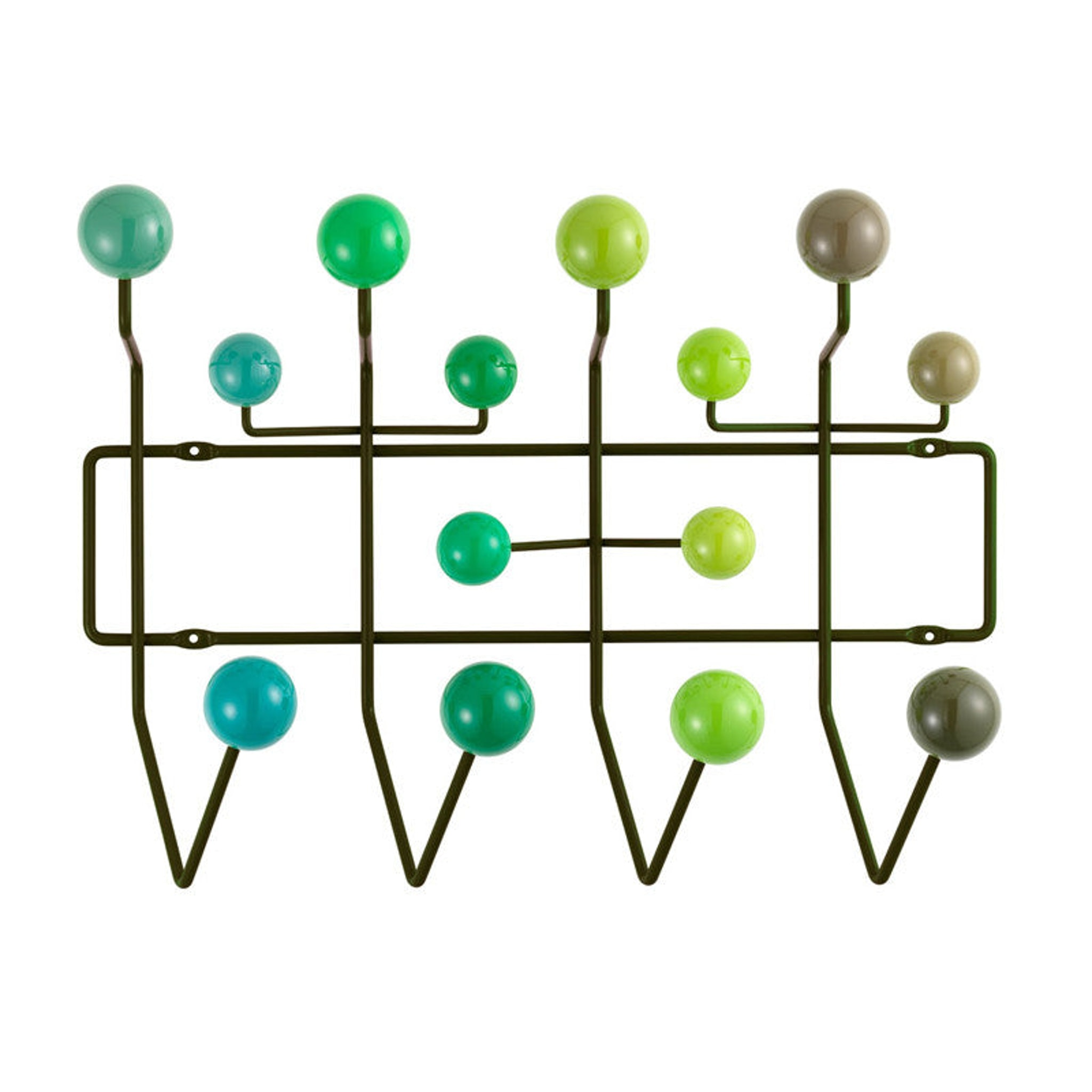 Hang it All Green by Charles and Ray Eames