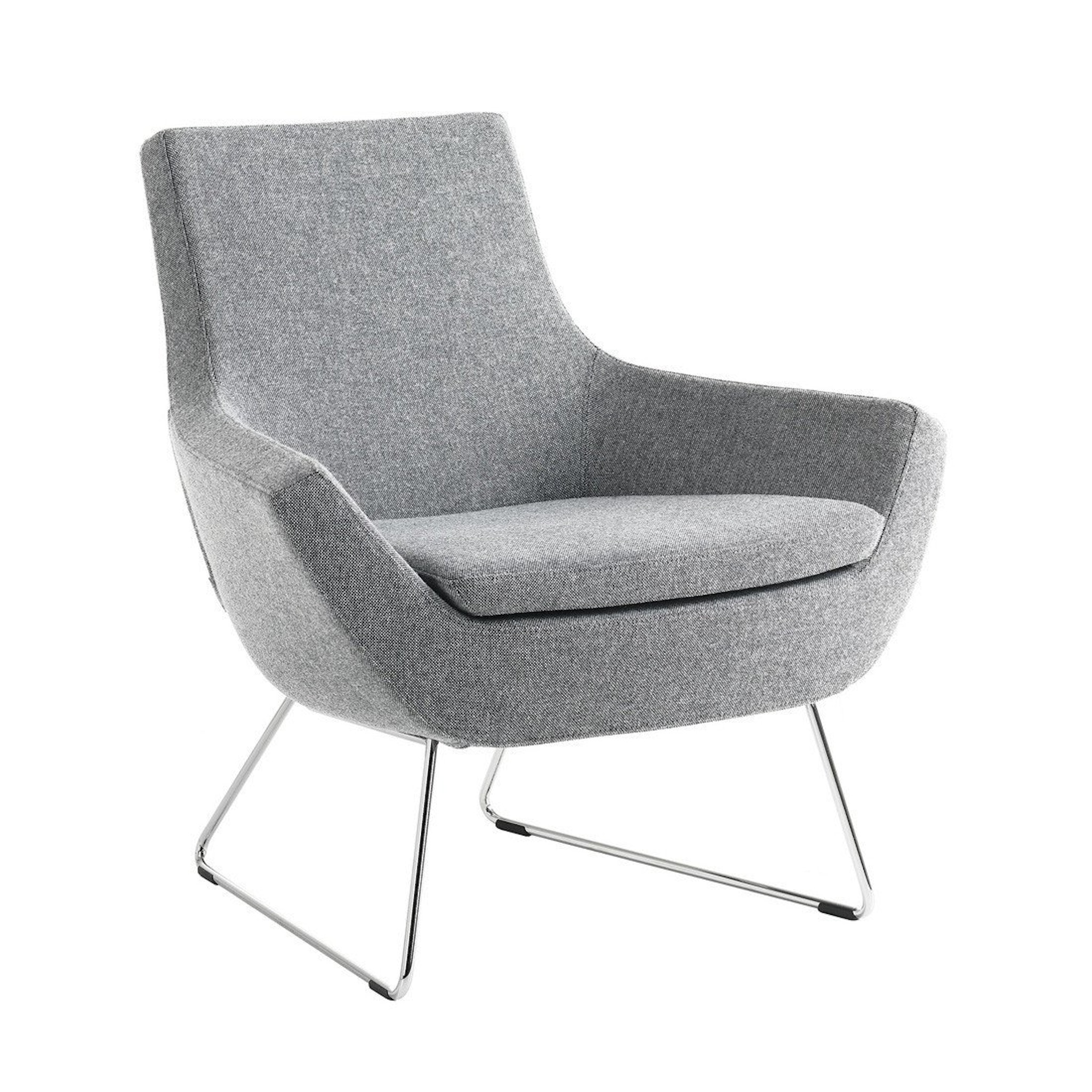 Happy Easy Chair Low Back by Roger Persson