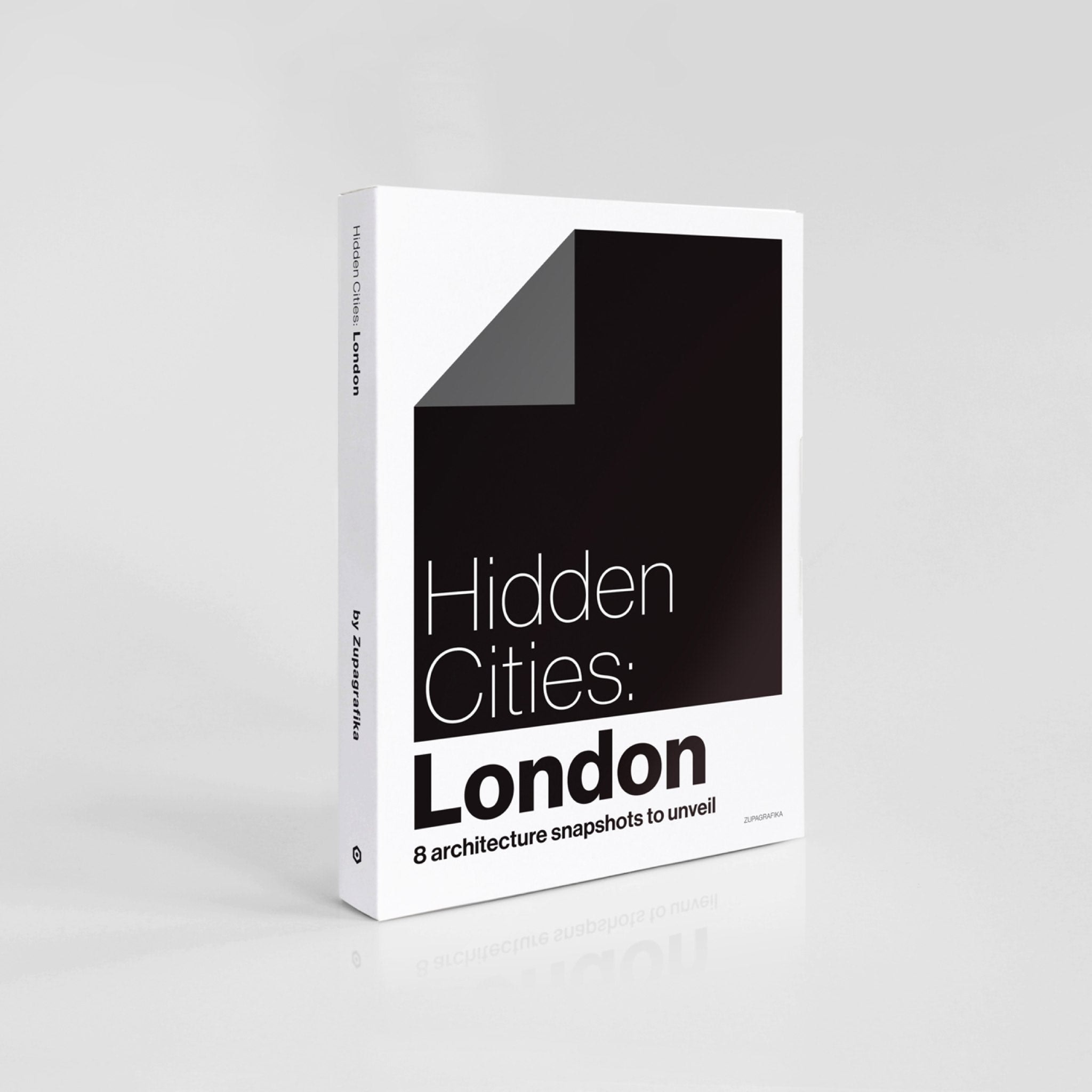 Hidden Cities: London by Zupagrafika