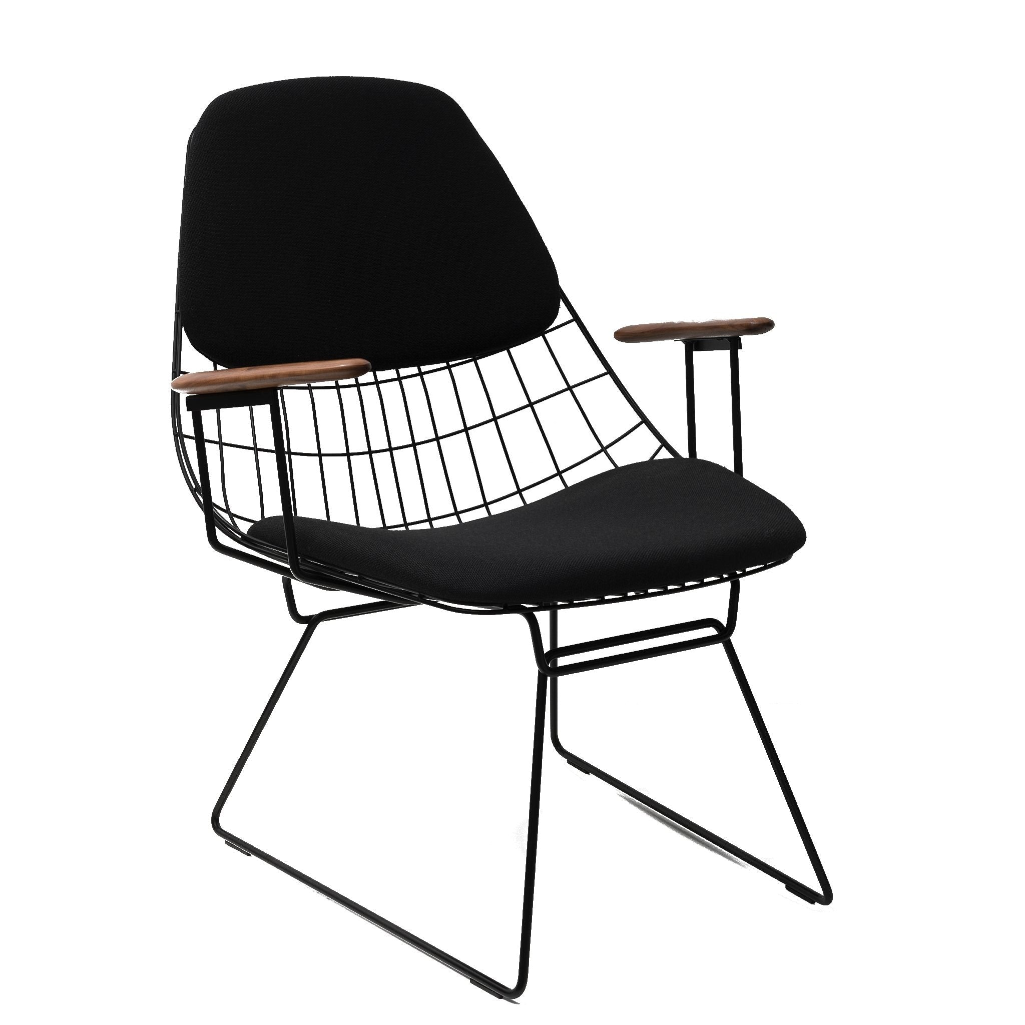 Wire Chair FM06 by Pastoe