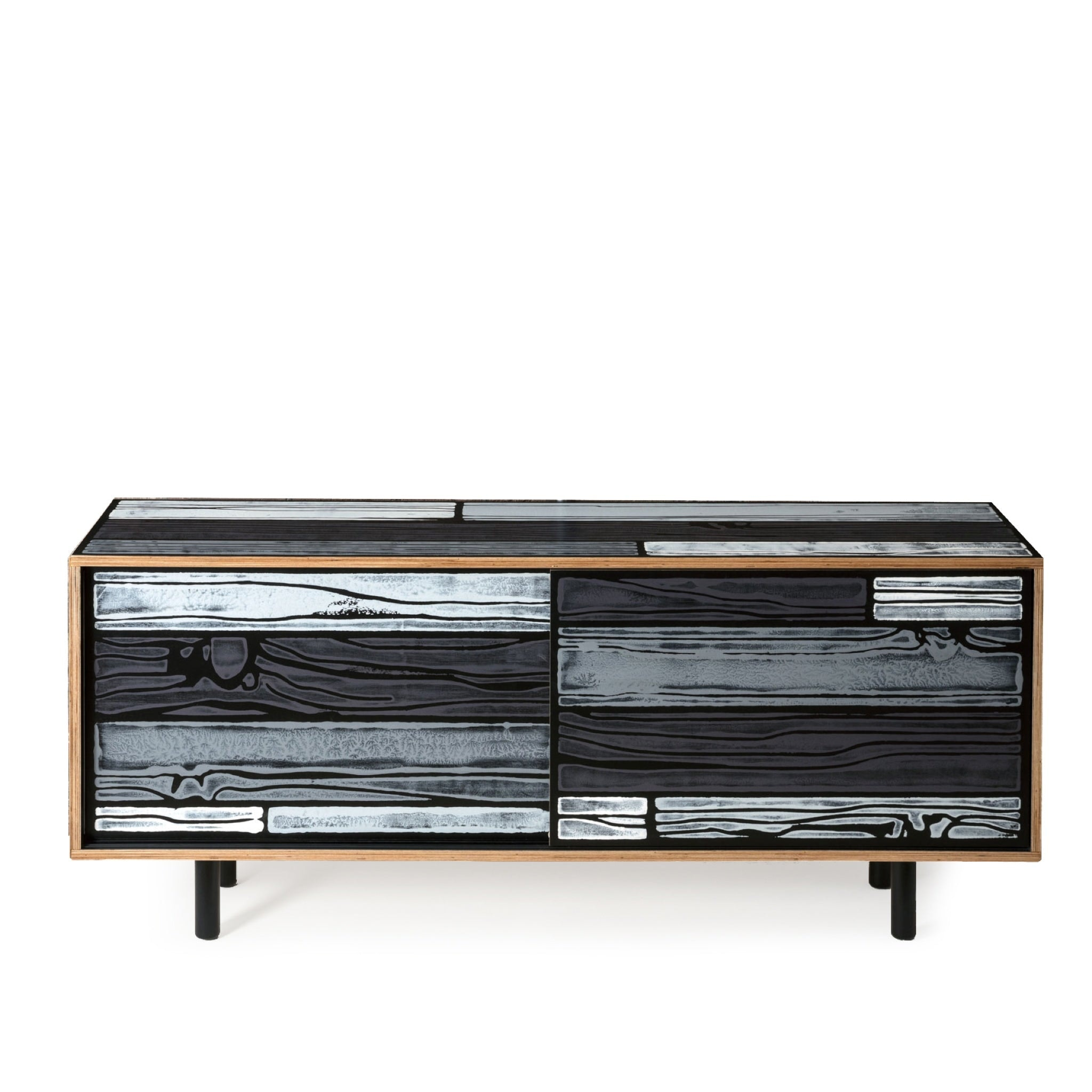 Wrongwoods Low Cabinet by Established & Sons