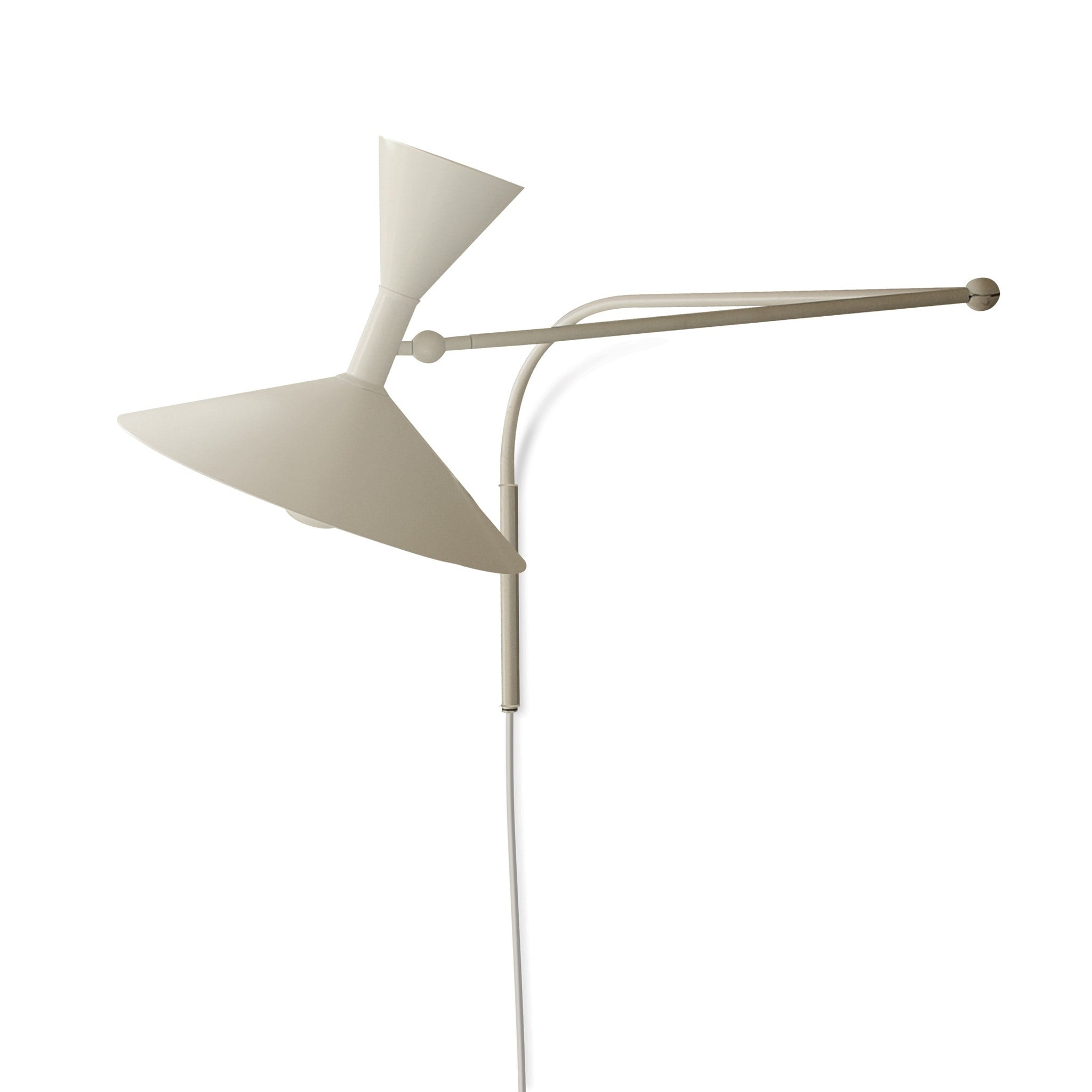 Lampe de Marseille by Le Corbusier