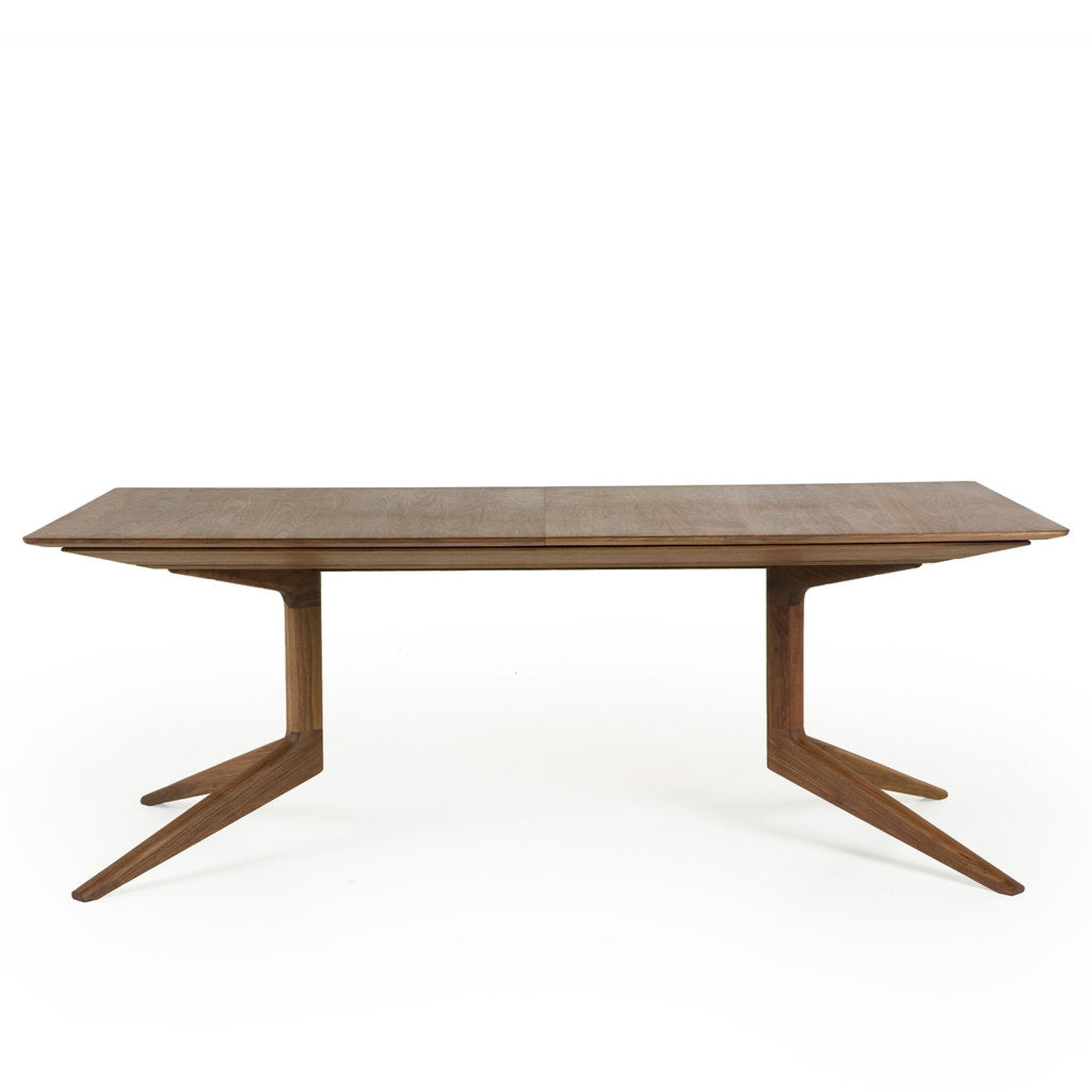 Light Extending Table by Matthew Hilton