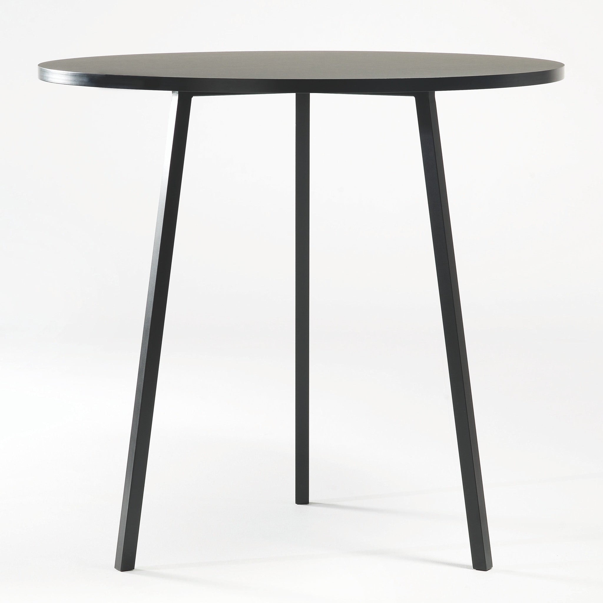 Loop Stand Round Table by Hay