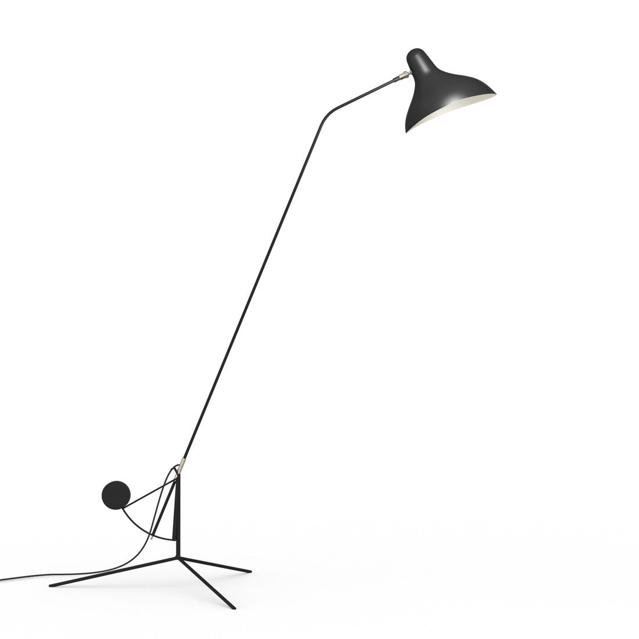 Mantis BS1 Floor Lamp by Bernard Schottlander