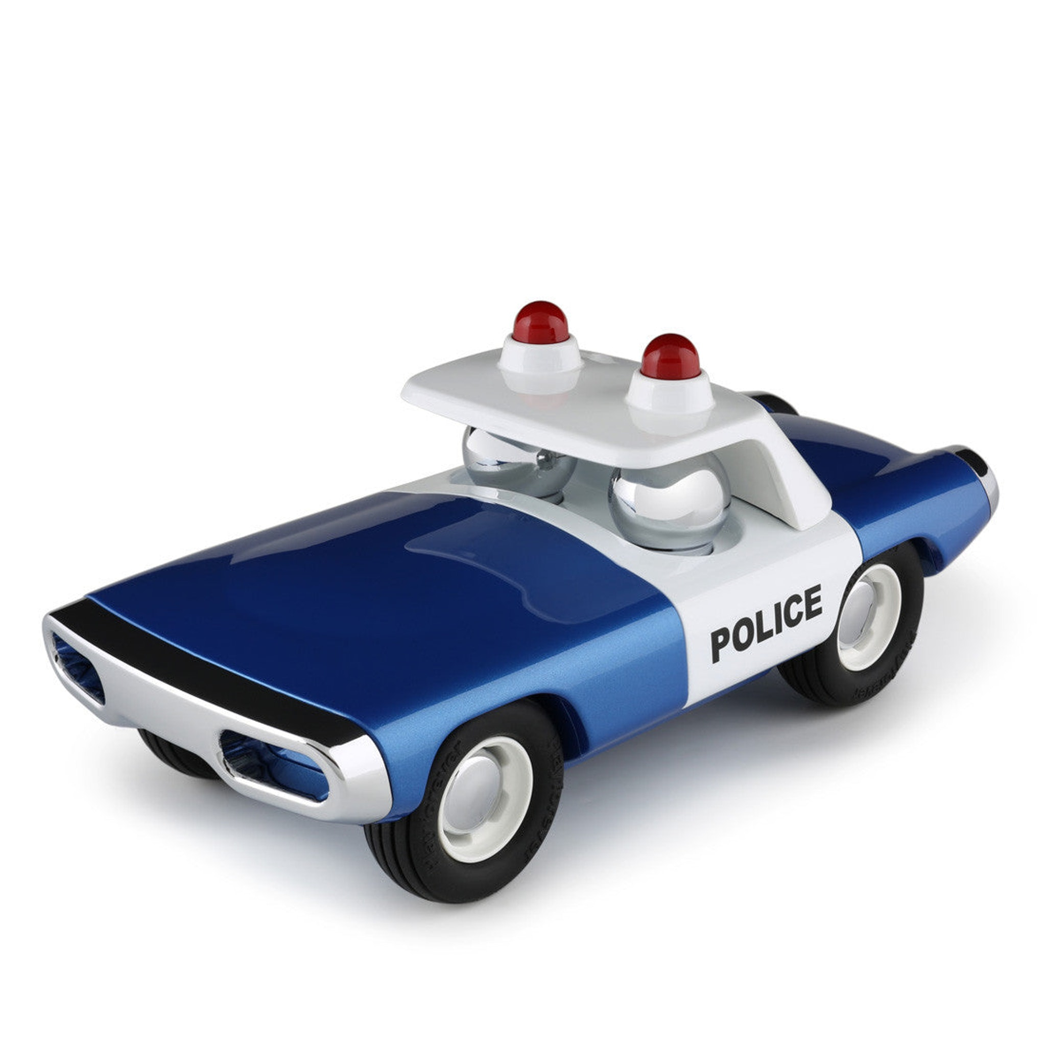 Maverick Police Car by Julian Meagher