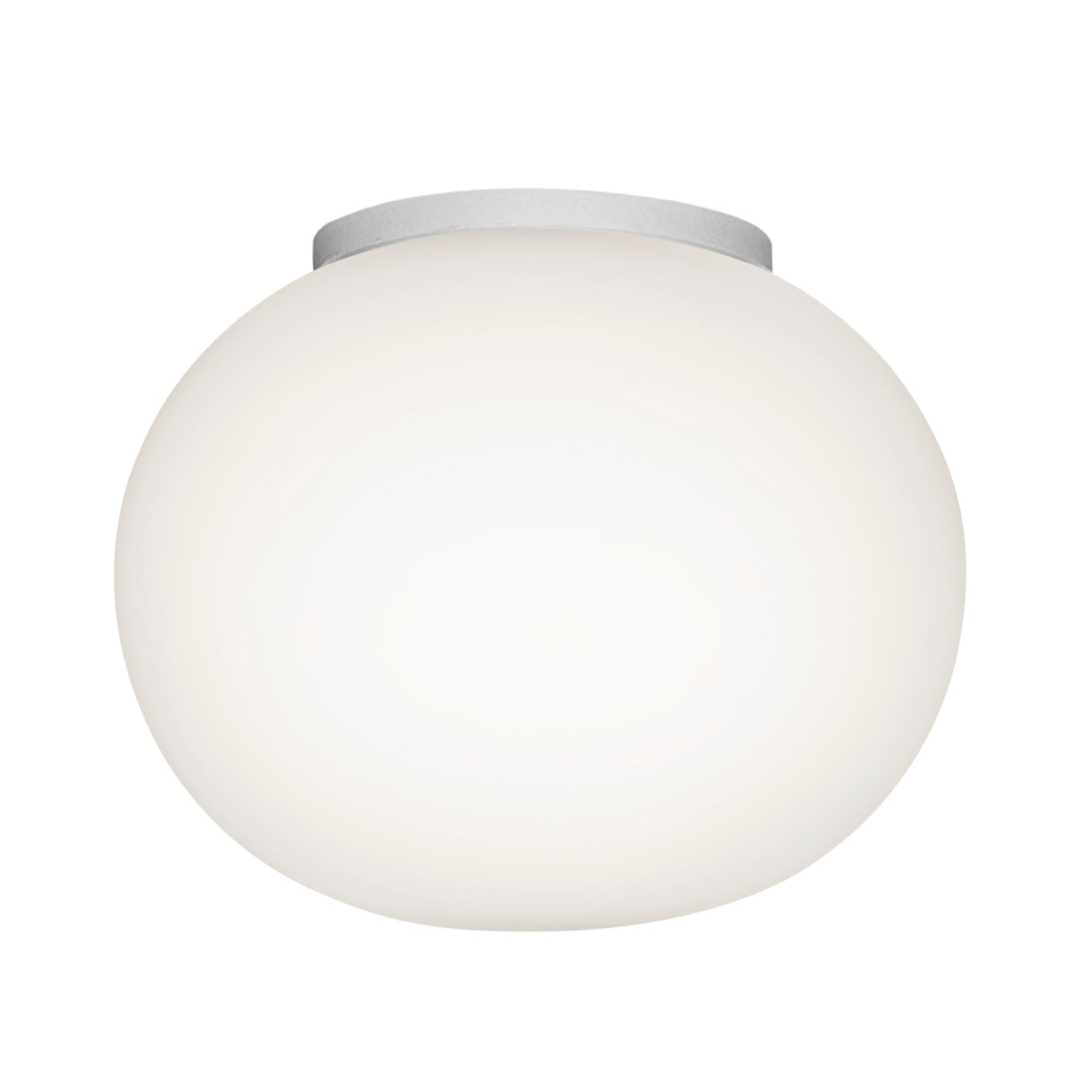 Mini Glo Ball Wall / Ceiling Light by Flos