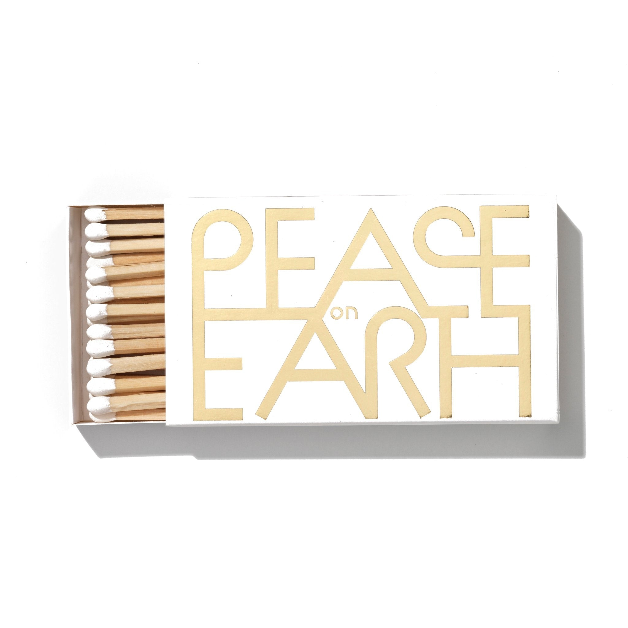 Peace On Earth Matches by Vitra