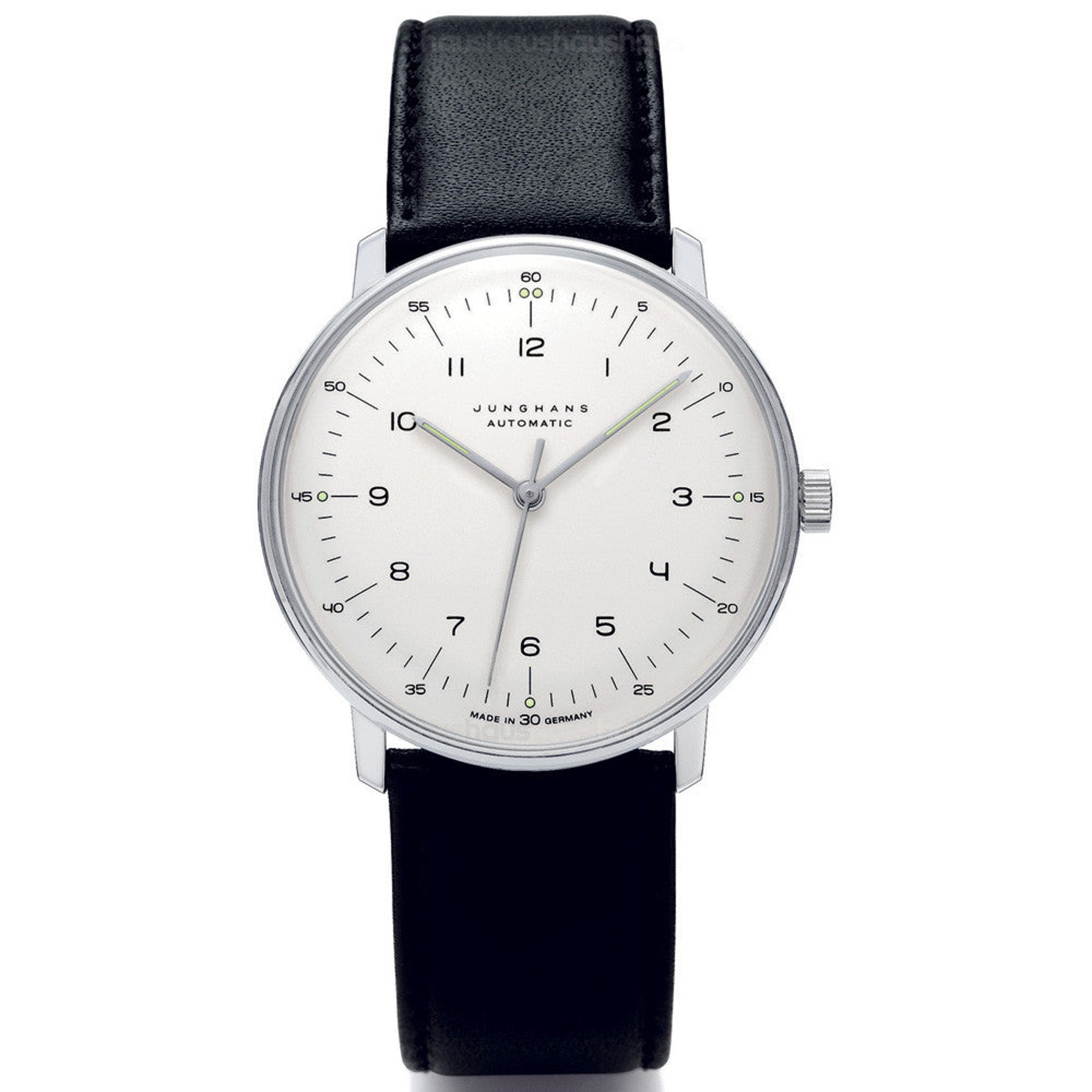Max Bill 027/3500.00 Automatic watch by Junghans